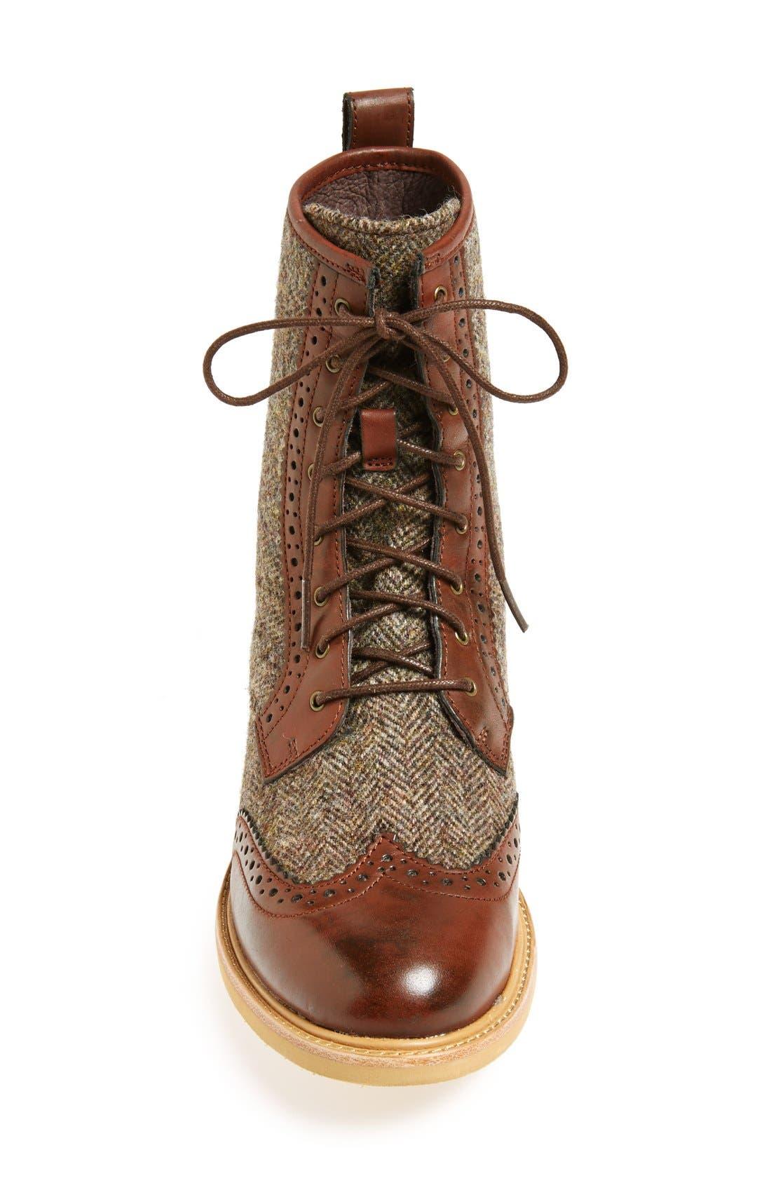 Alternate Image 3  - UGG® Australia 'Kioni' Tweed Boot (Women)