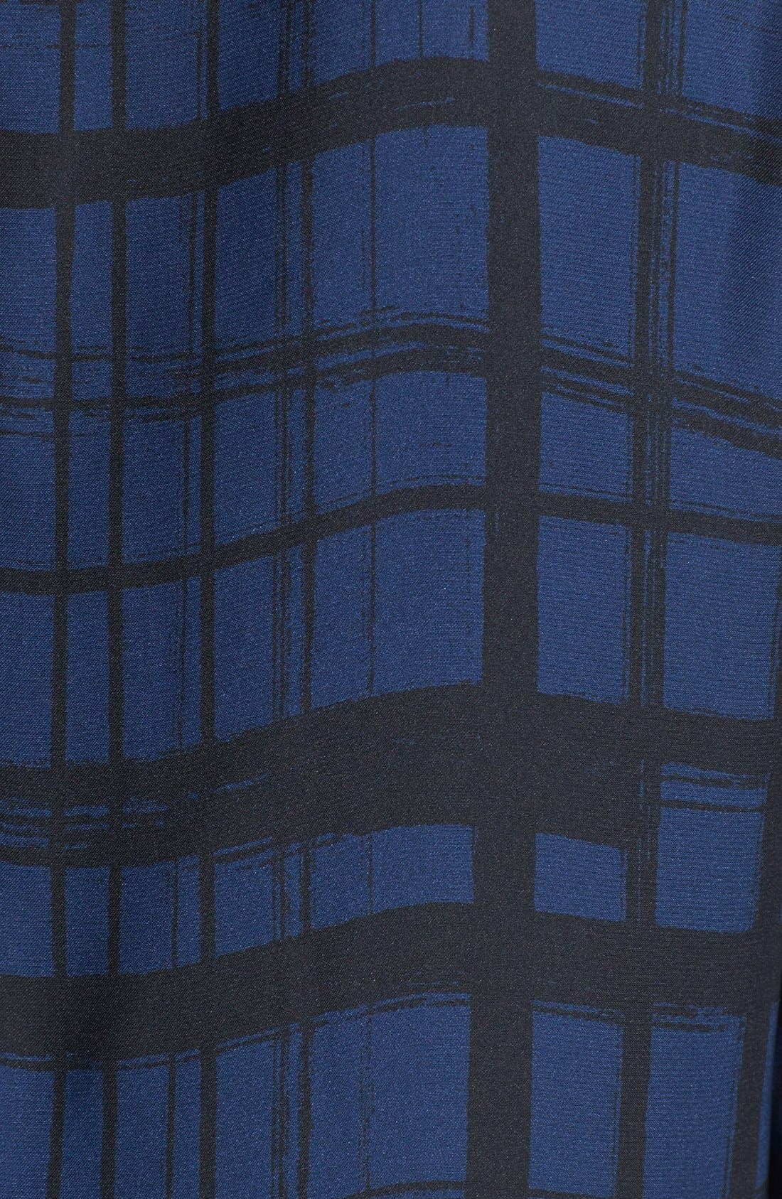 Alternate Image 4  - BB Dakota 'Musetta' Print Shift Dress