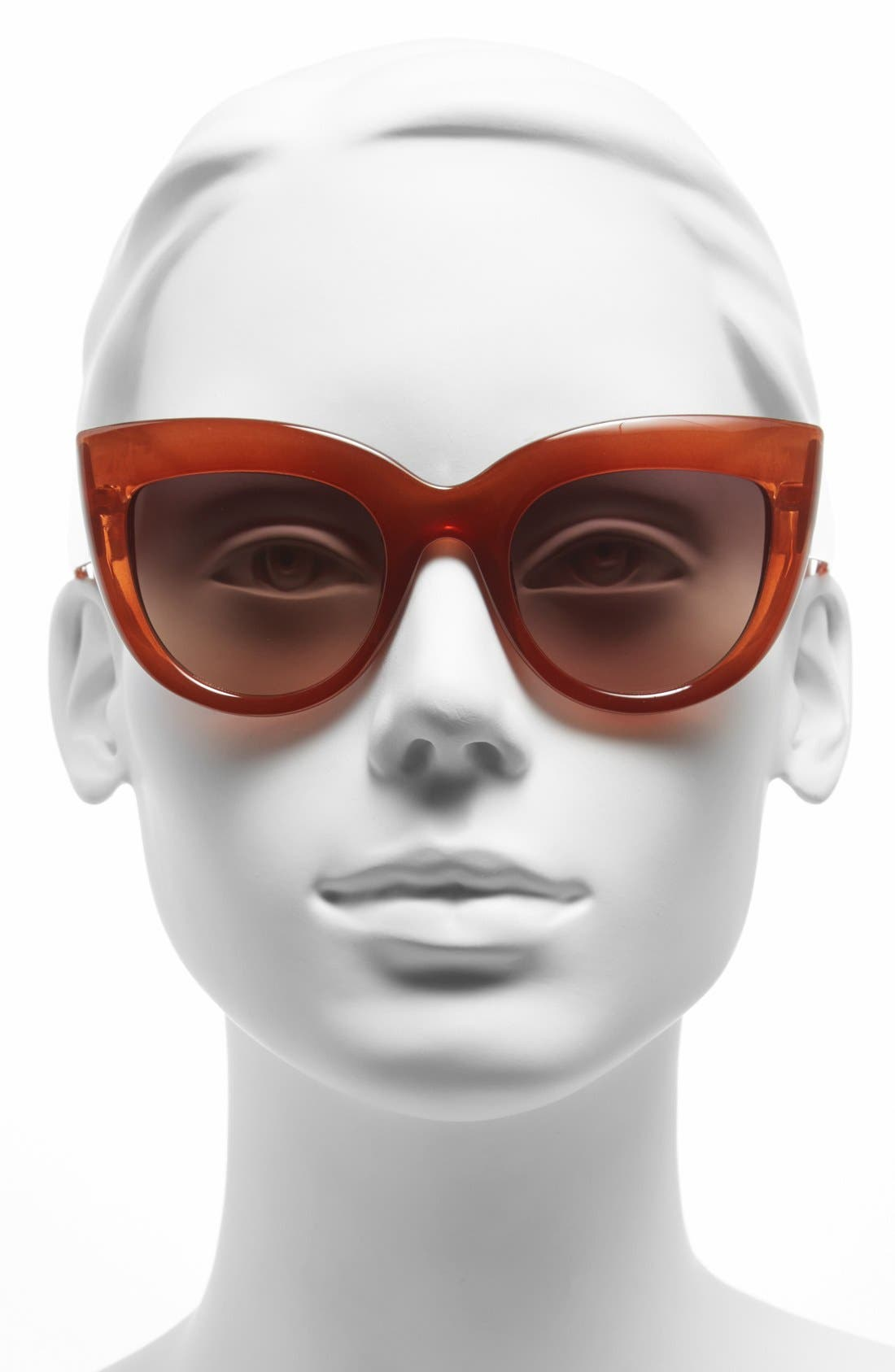 Alternate Image 2  - Fantas Eyes 'Witch' 50mm Sunglasses