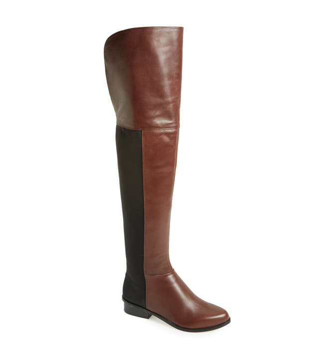 BCBGMAXAZRIA \'Slink\' Over the Knee Boot (Women) | Nordstrom