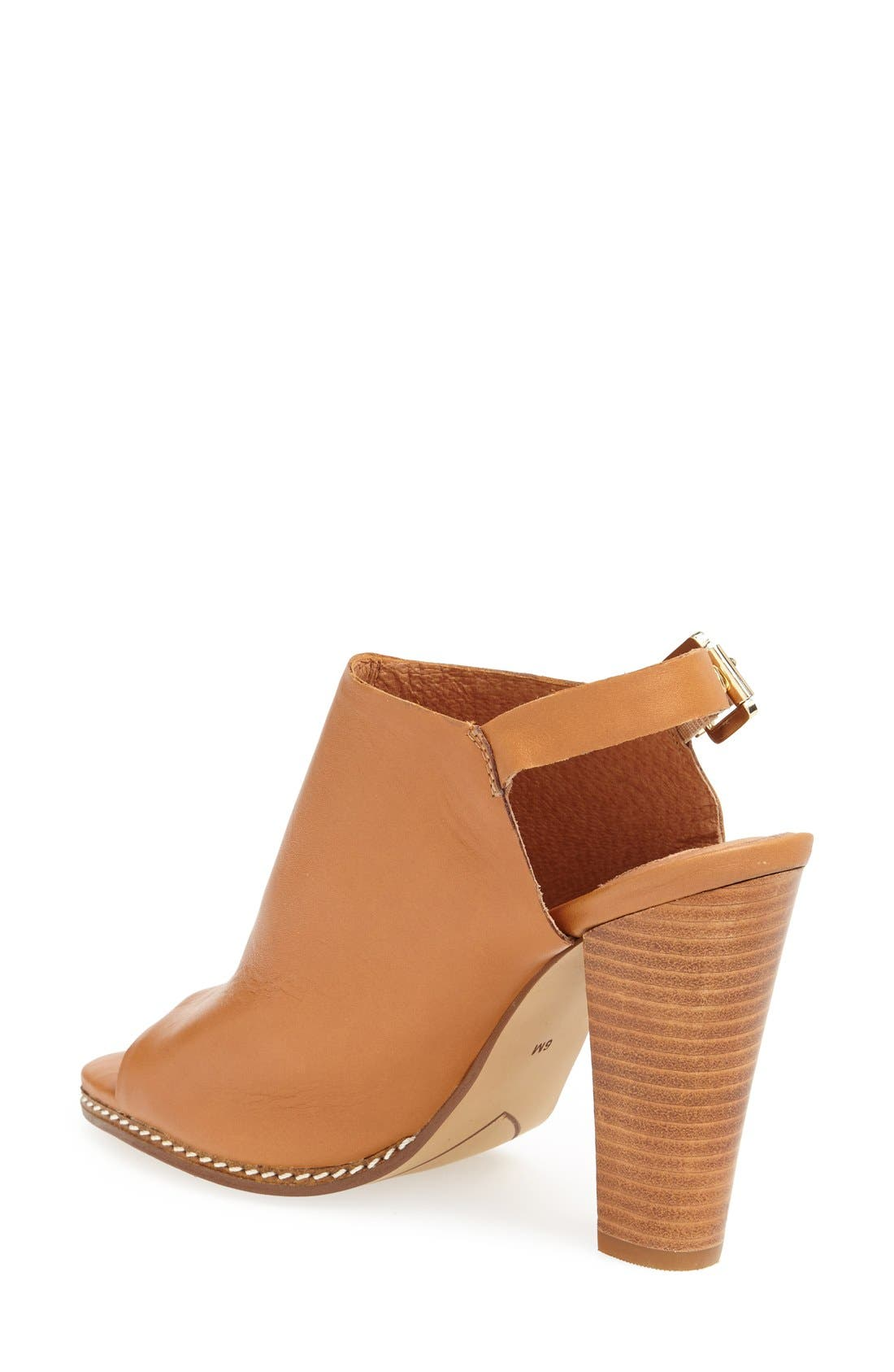 Alternate Image 2  - Halogen 'Sasha' Leather Sandal (Women)