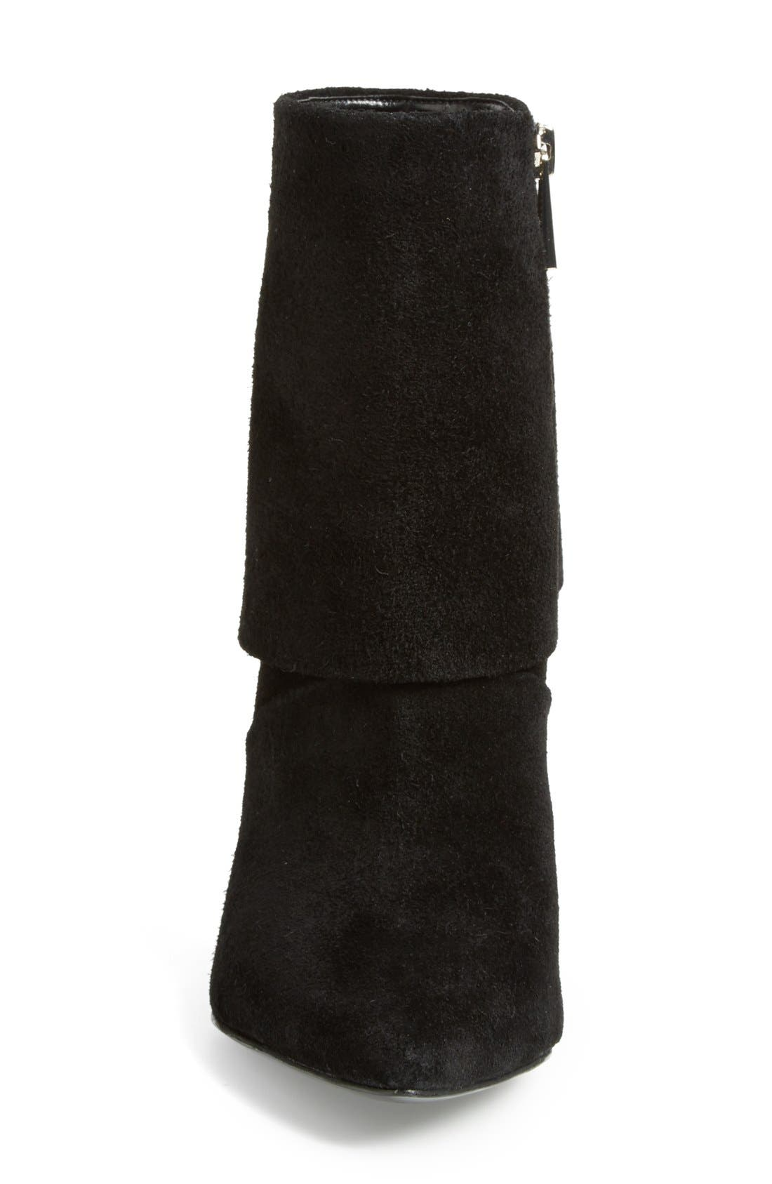 Alternate Image 3  - Vince Camuto 'Amya' Suede Bootie (Women)