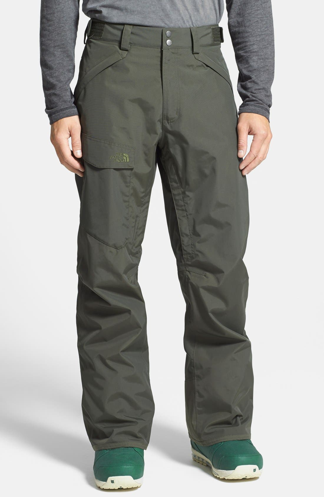 Alternate Image 1 Selected - The North Face 'Freedom' Heatseeker™ Insulated Pants