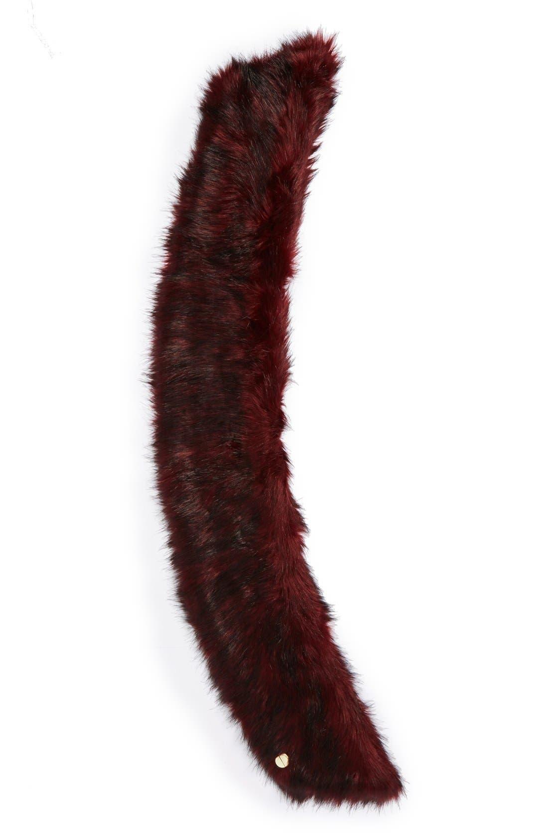 Alternate Image 2  - Ted Baker London Faux Fur Scarf