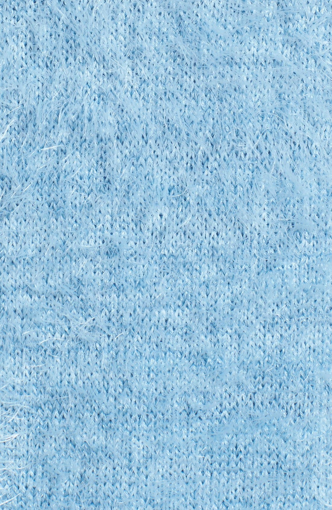 Alternate Image 3  - Vince Camuto Eyelash Knit Sweater (Petite)