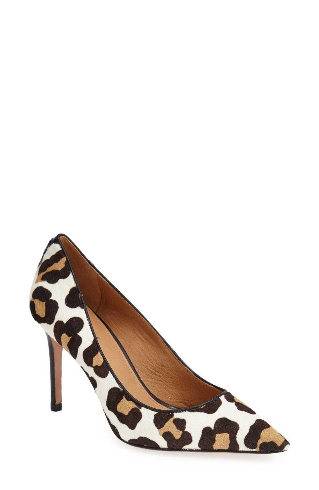 Main Image - COACH 'Teddie' Pump (Women)