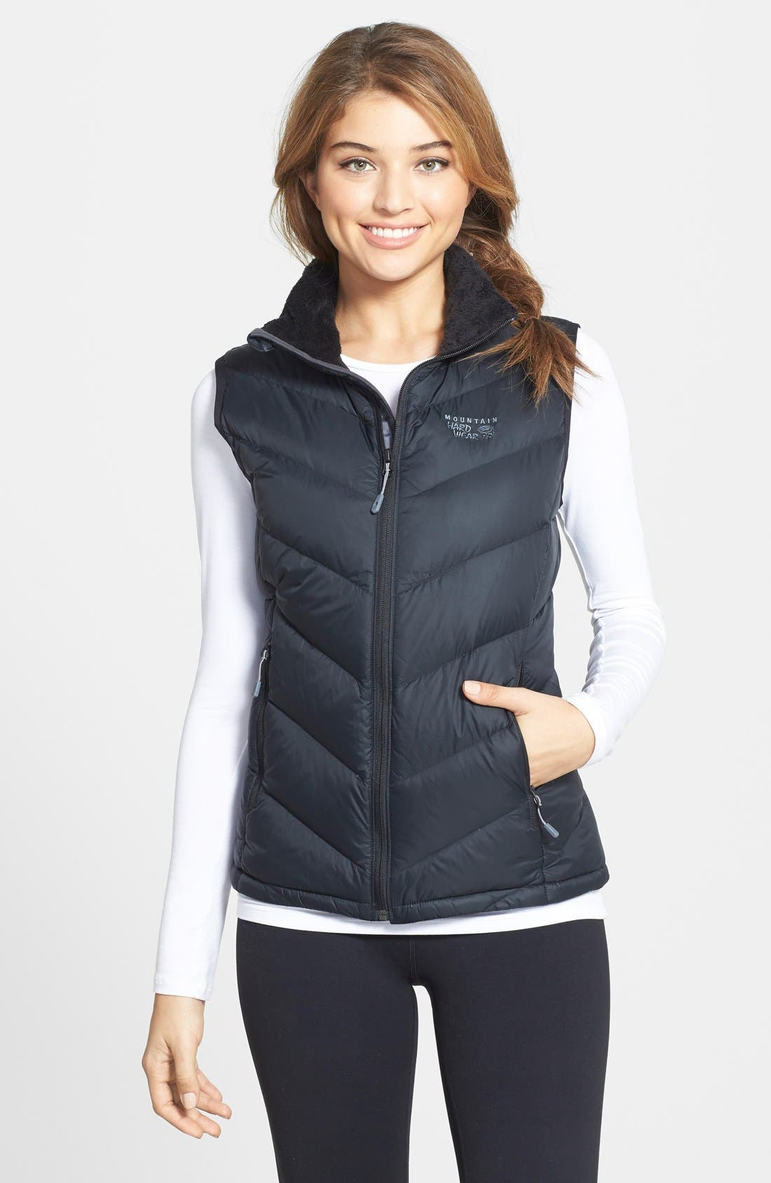 Alternate Image 1 Selected - Mountain Hardwear 'Ratio' Q.Shield™ DOWN Vest