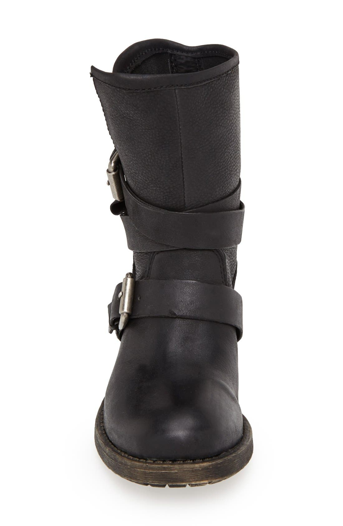 Alternate Image 3  - Lucky Brand 'Dallis' Moto Boot (Women)