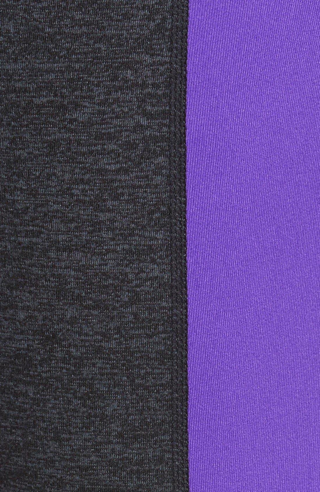 Alternate Image 3  - Zella 'Live In - Triple Blocked' Leggings (Cross Dye)