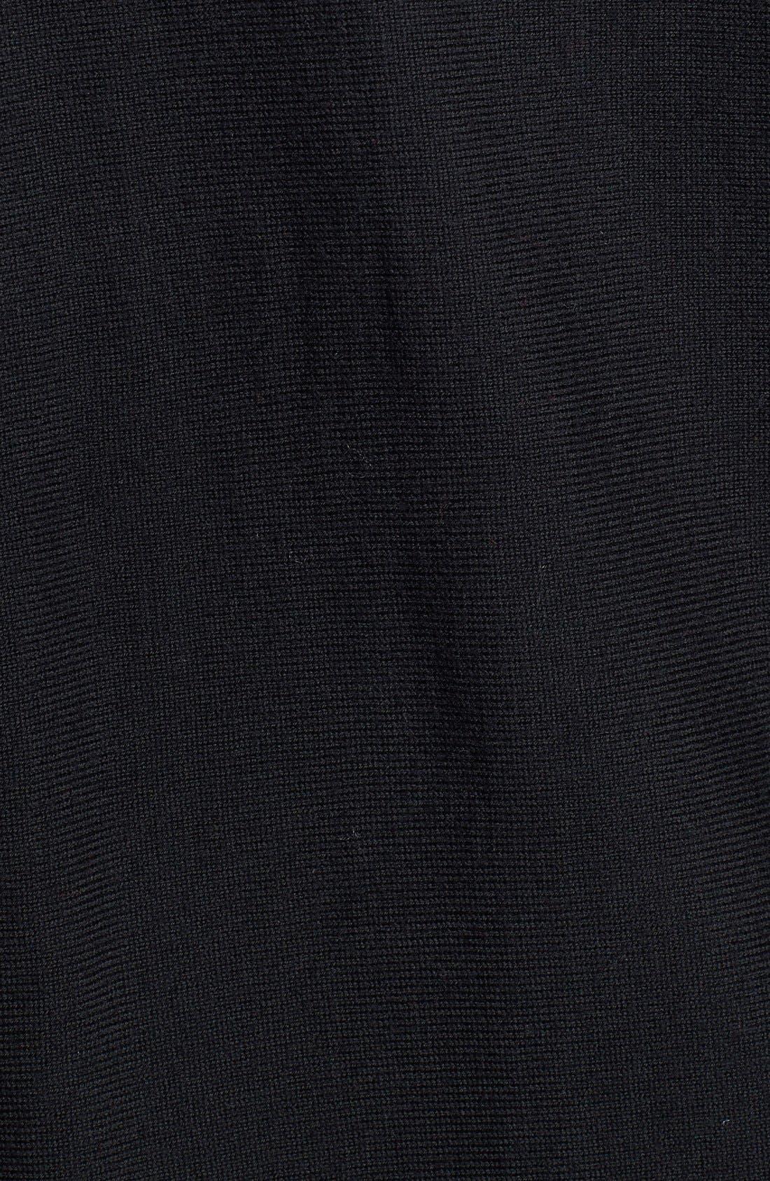 Alternate Image 3  - Eileen Fisher Merino Jersey V-Neck Cardigan (Regular & Petite)