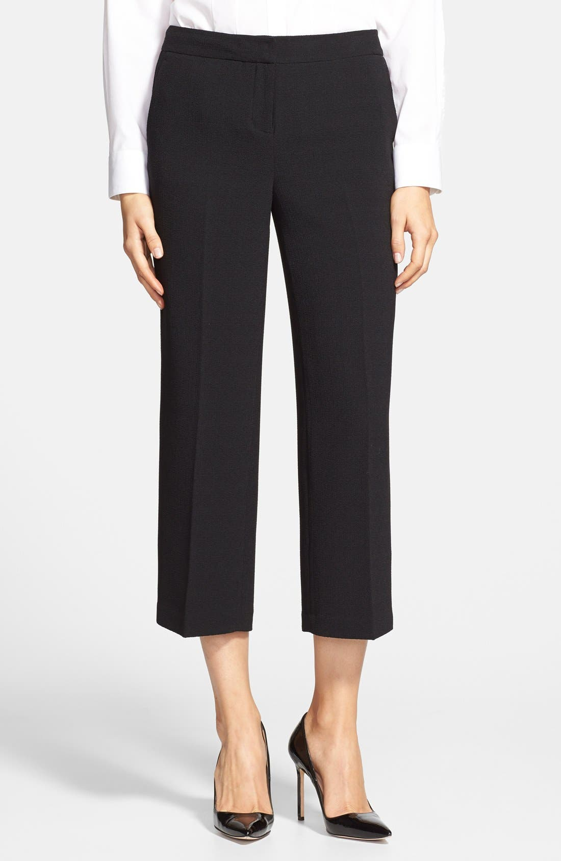 Alternate Image 1 Selected - Vince Camuto Crop Pants
