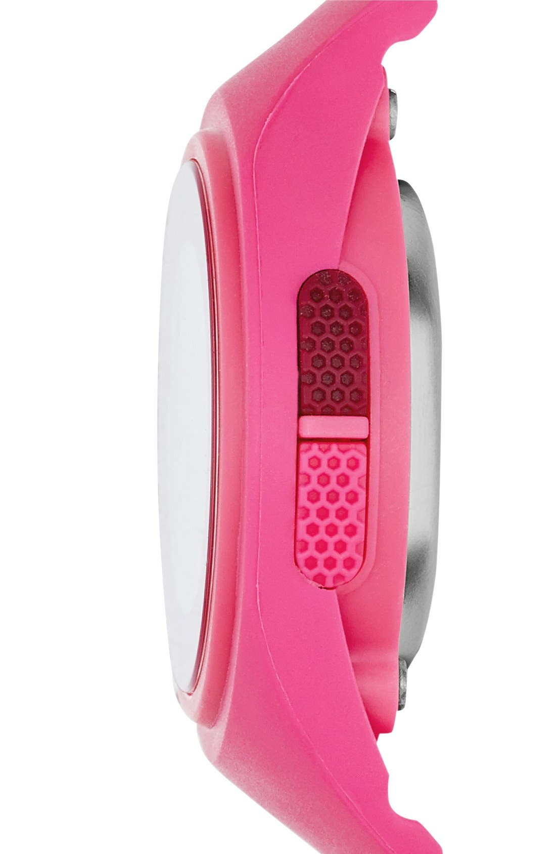 Alternate Image 3  - adidas Performance 'Adizero' Digital Watch, 43mm x 38mm