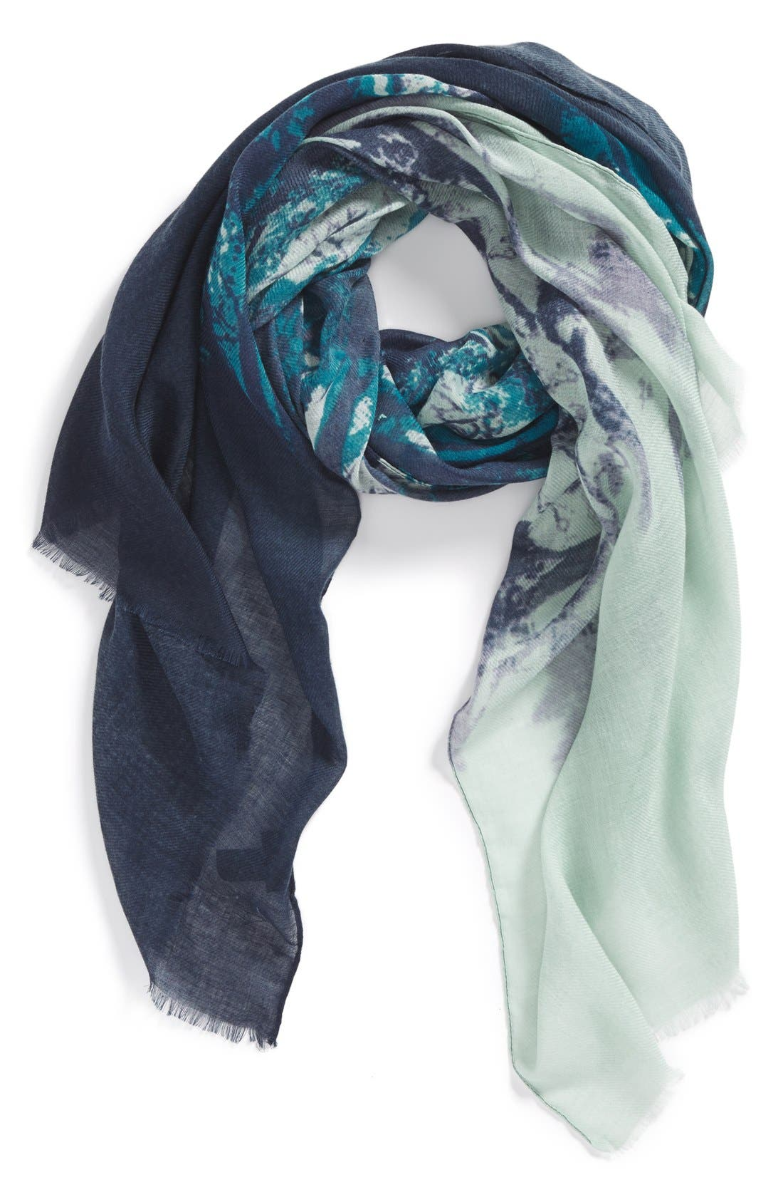 Main Image - Modena 'Fall Forest' Scarf