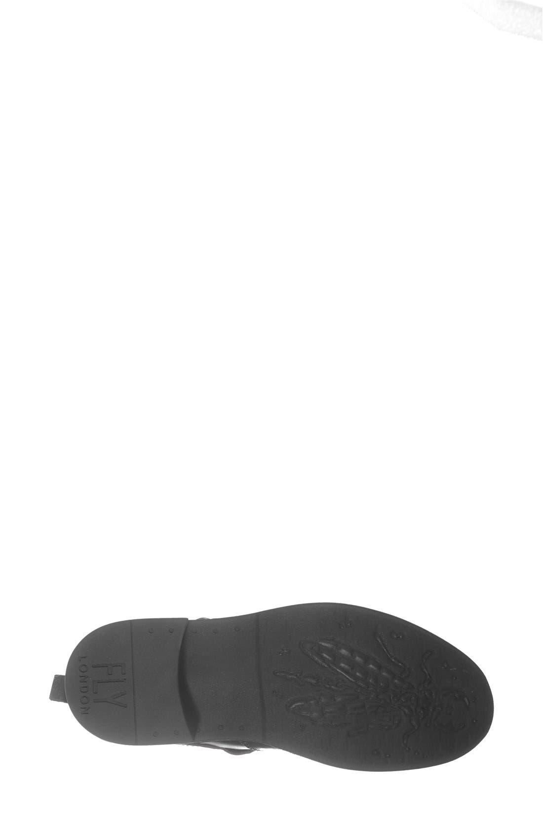 Alternate Image 4  - Fly London 'Fiba' Moto Ankle Boot (Women)
