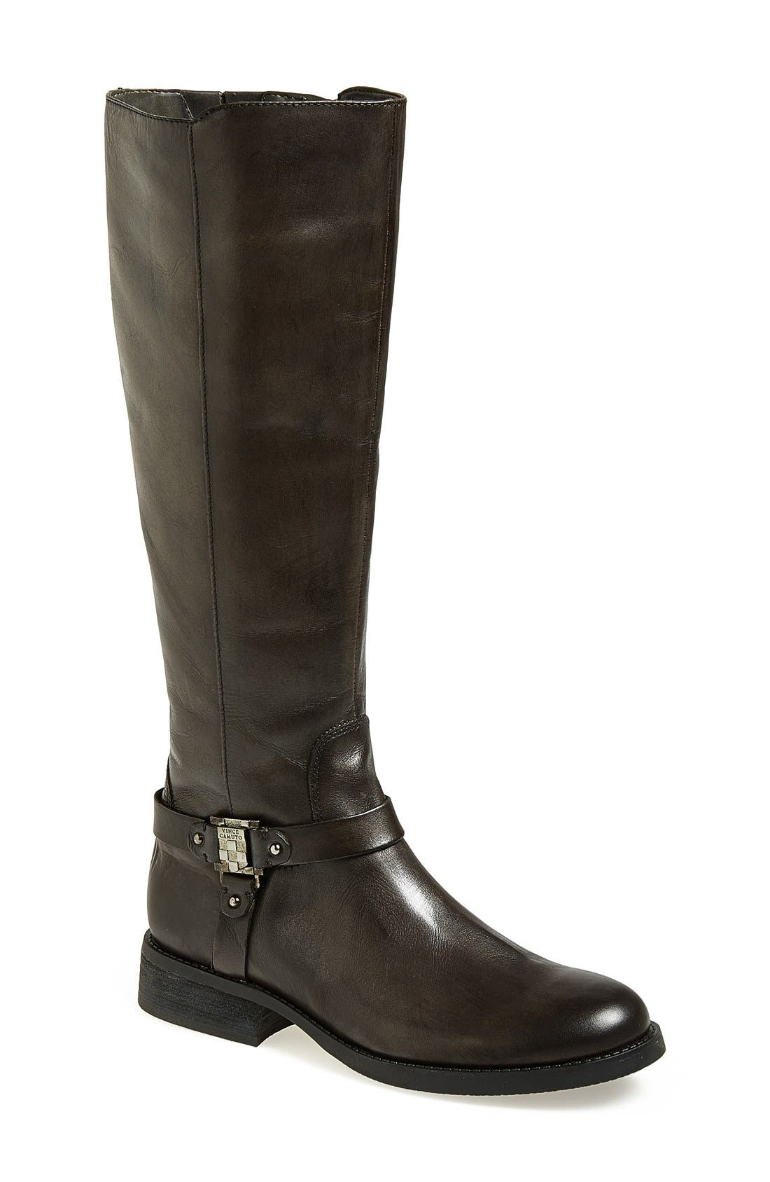 Alternate Image 1 Selected - Vince Camuto 'Farren' Riding Boot (Women)