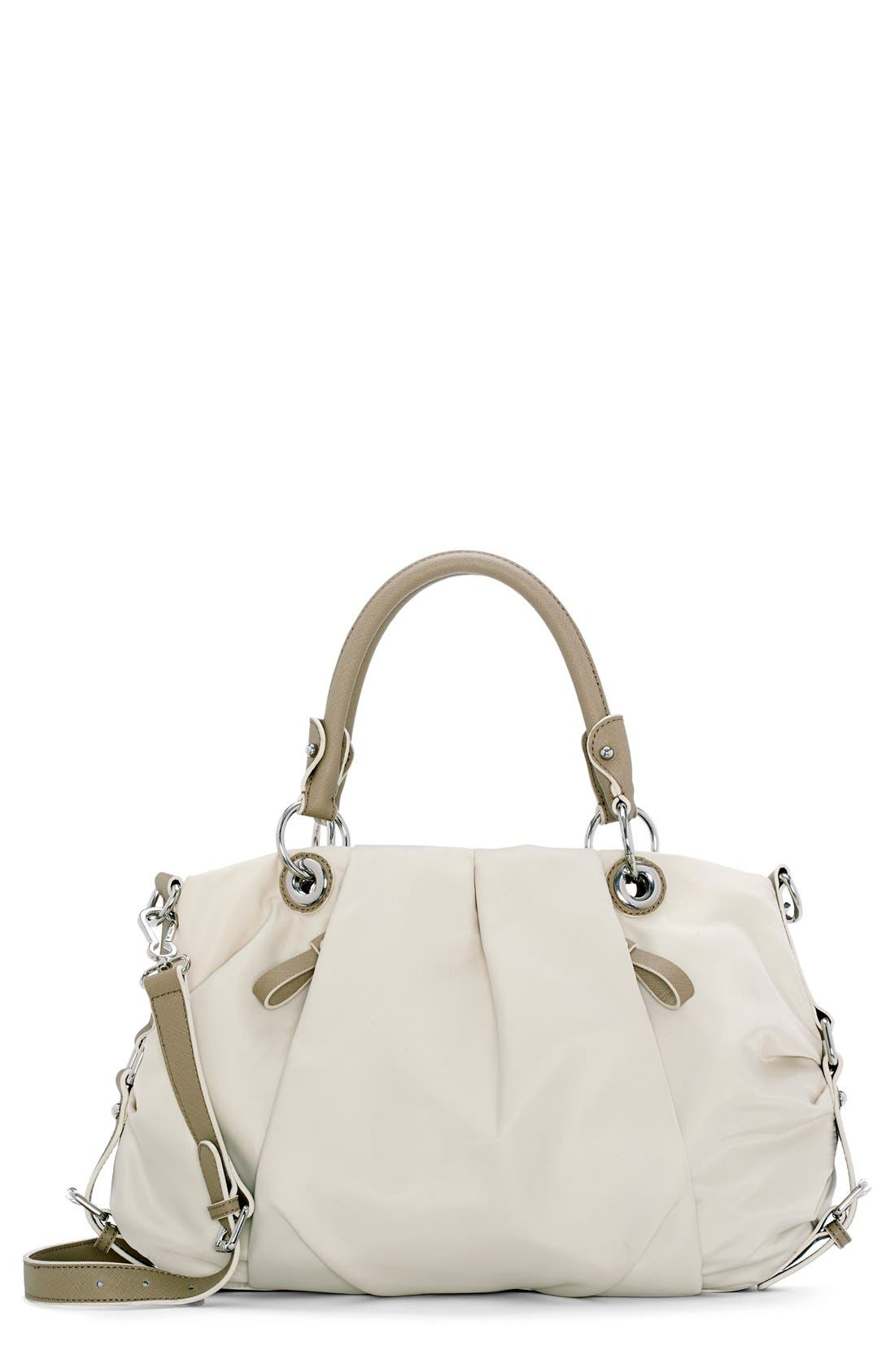Alternate Image 1 Selected - Vince Camuto 'Cris' Nylon Crossbody Satchel
