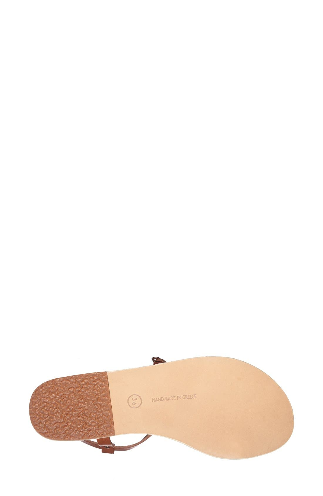 Alternate Image 4  - Ancient Greek Sandals 'Niove' Leather Sandal (Women)