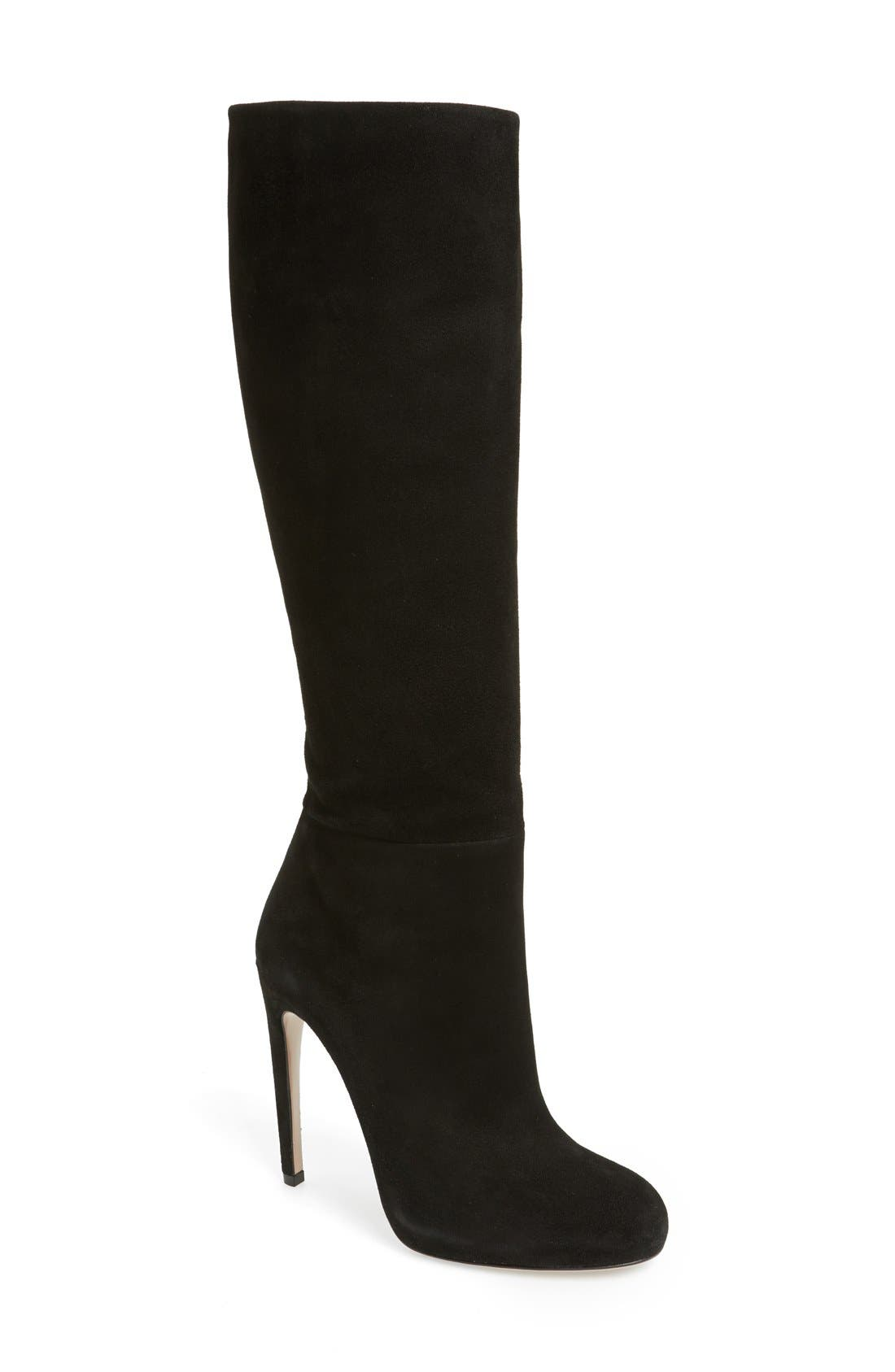 Alternate Image 1 Selected - Gucci 'Goldie' Boot
