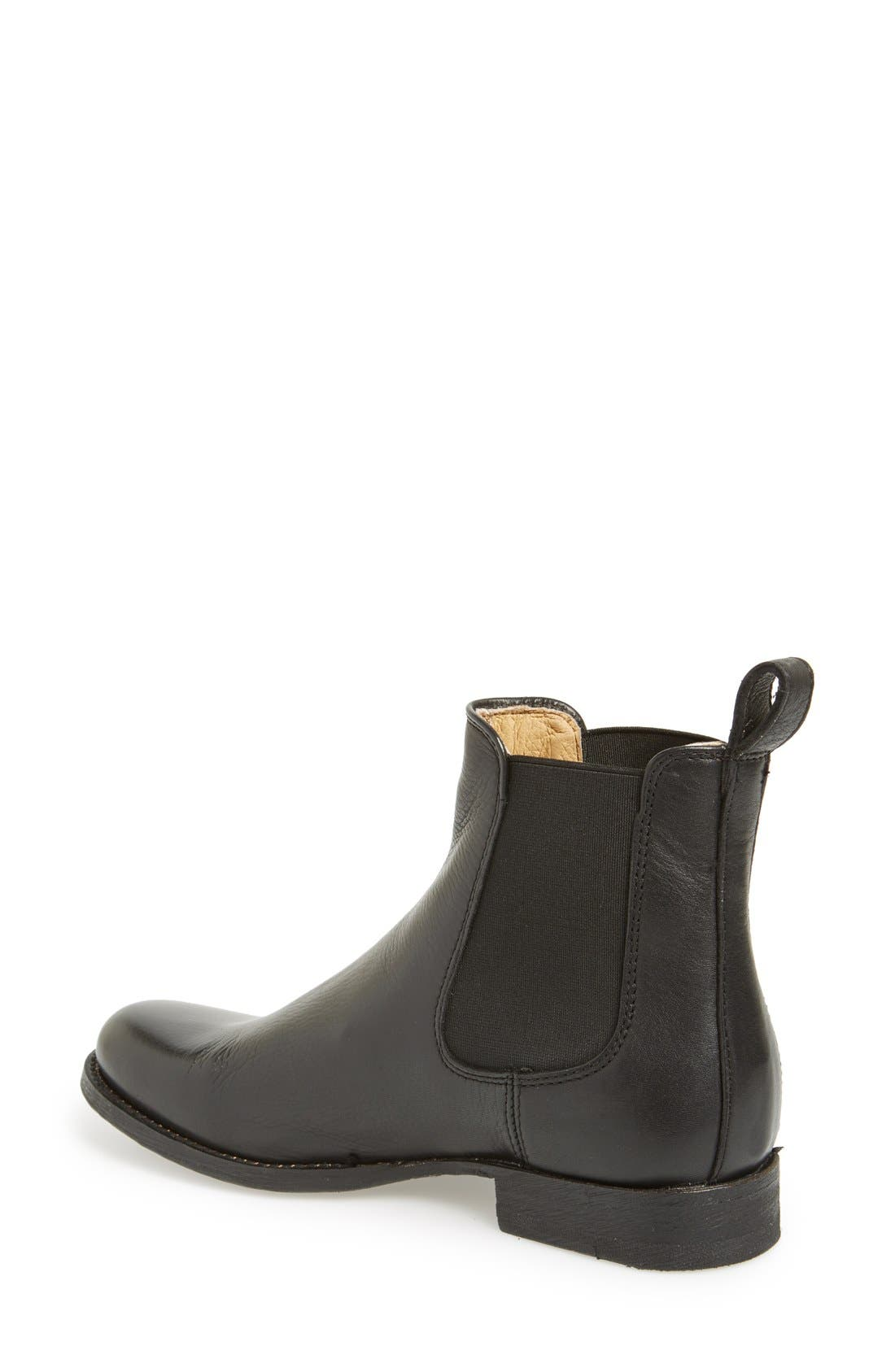 Alternate Image 2  - Frye 'Erin' Leather Chelsea Boot (Women)