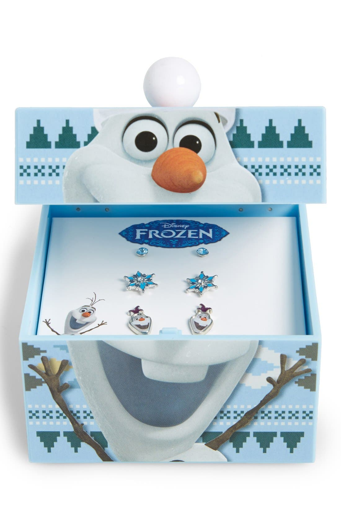 Main Image - Mr. Christmas Disney's Frozen - Olaf Musical Keepsake Box