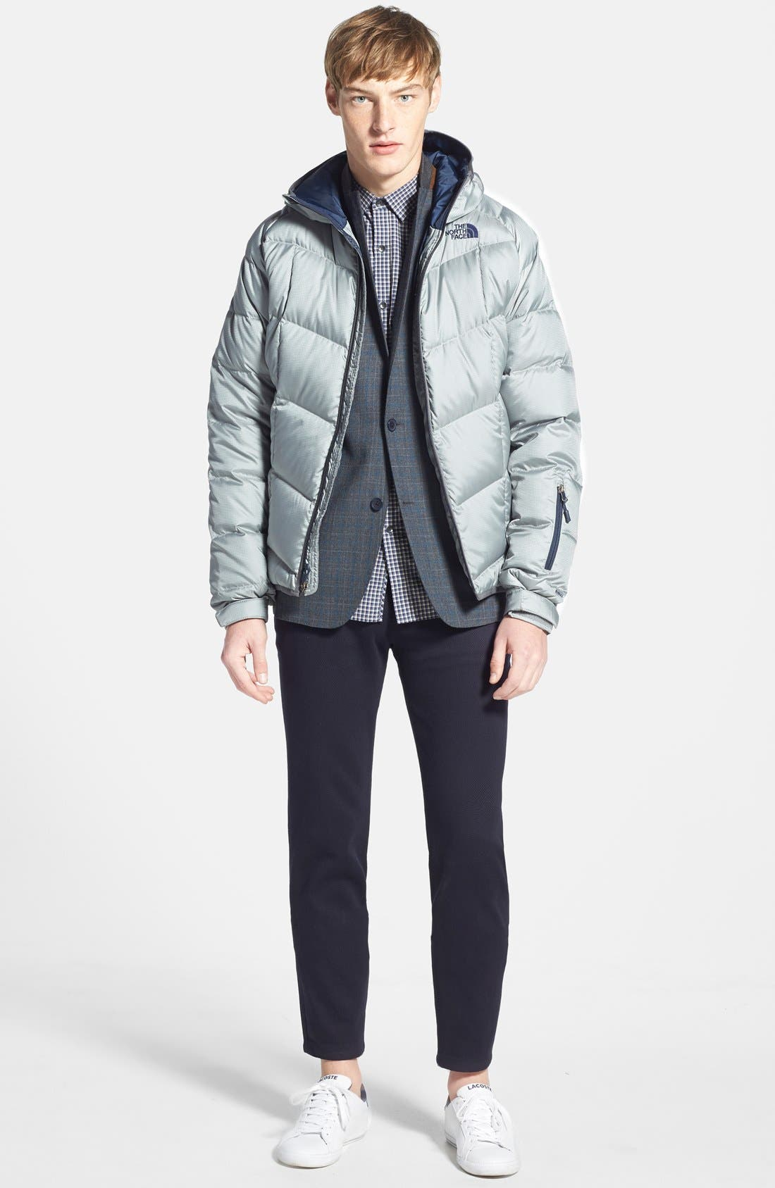 Alternate Image 4  - The North Face 'Gatebreak' Water Repellent 550-Fill Hooded Down Jacket