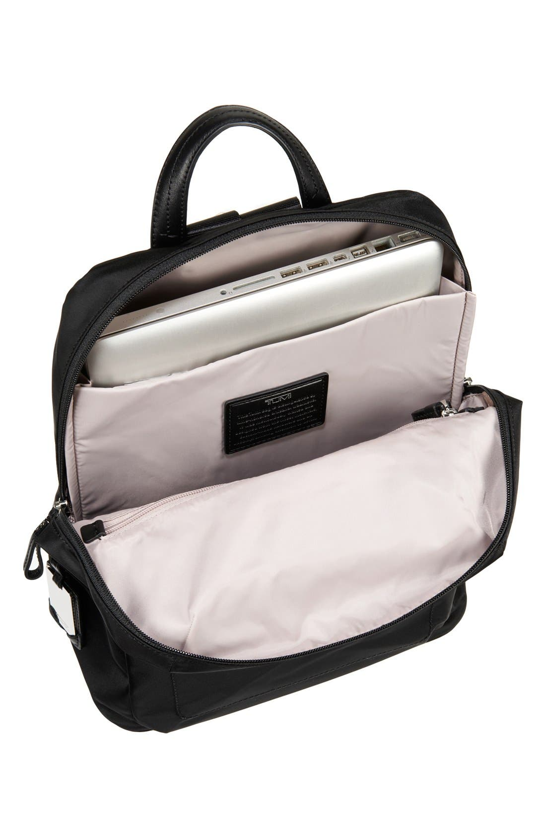 Alternate Image 4  - Tumi 'Voyageur Halle' Nylon Backpack