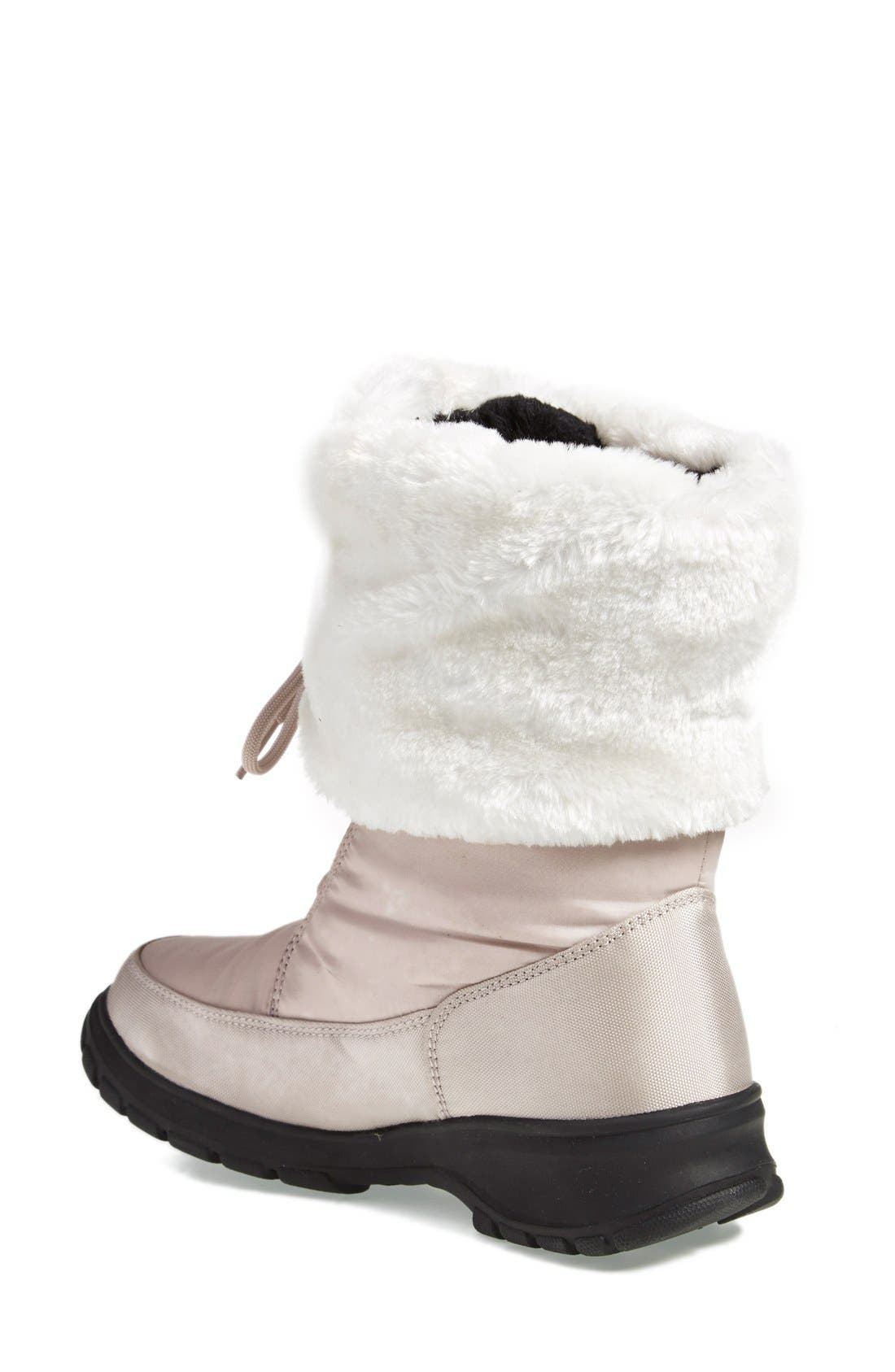 Alternate Image 2  - Kamik 'Seattle' Fuzzy Boot (Women)