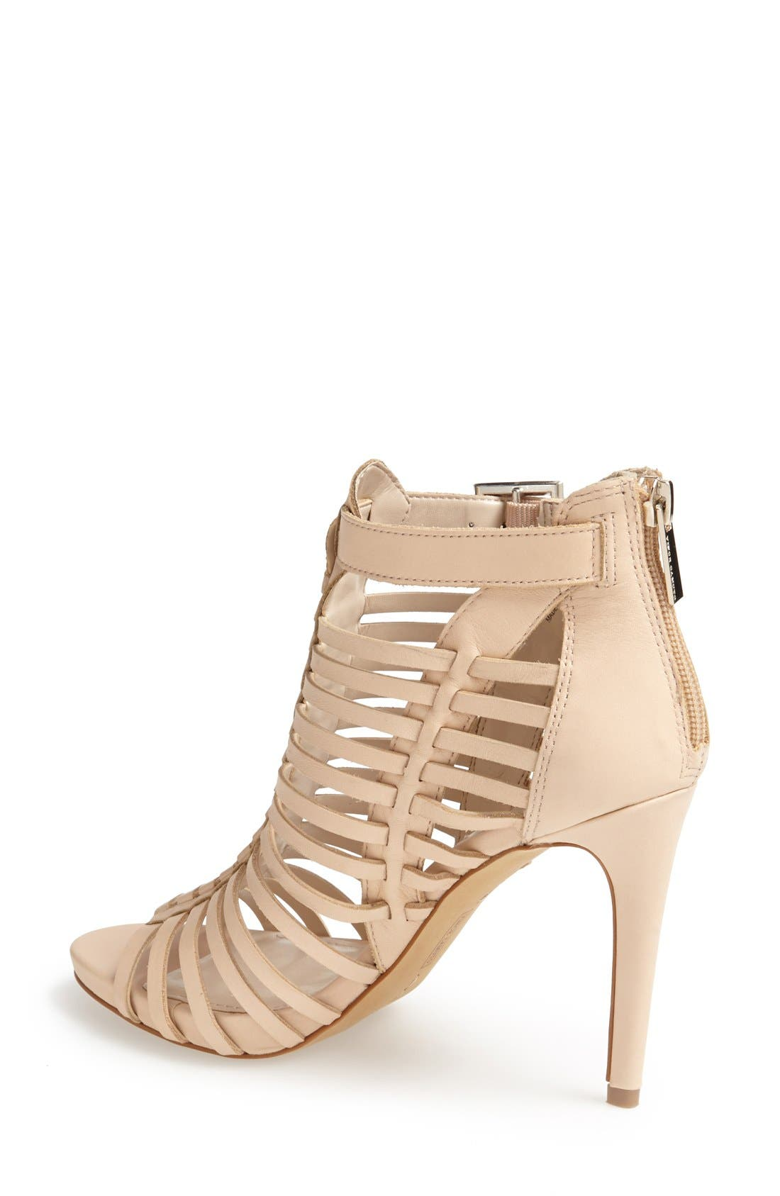 Alternate Image 2  - Vince Camuto 'Remmie' Leather Cage Sandal (Women)