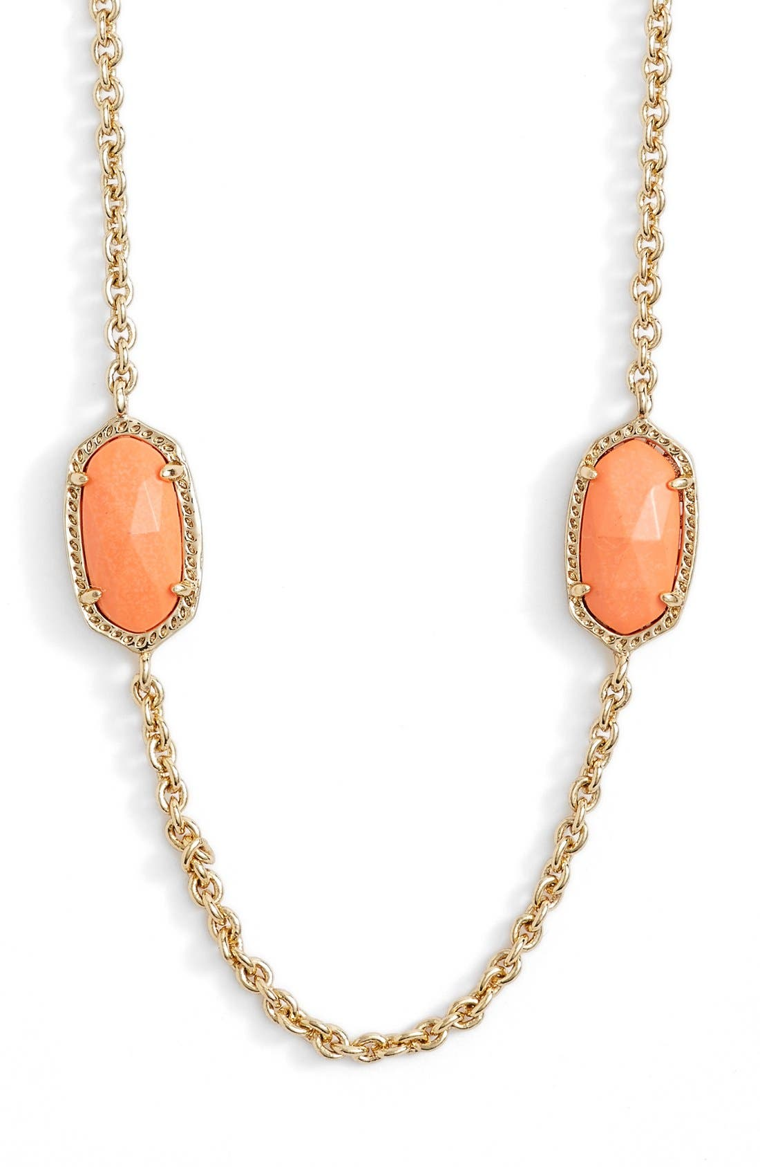 Alternate Image 2  - Kendra Scott Kellie Station Necklace