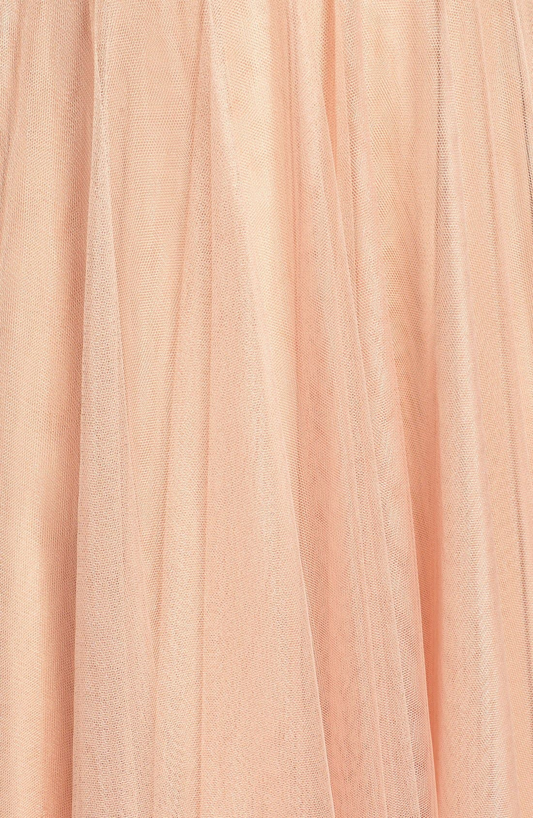 Alternate Image 6  - Jenny Yoo Brielle Tulle Gown