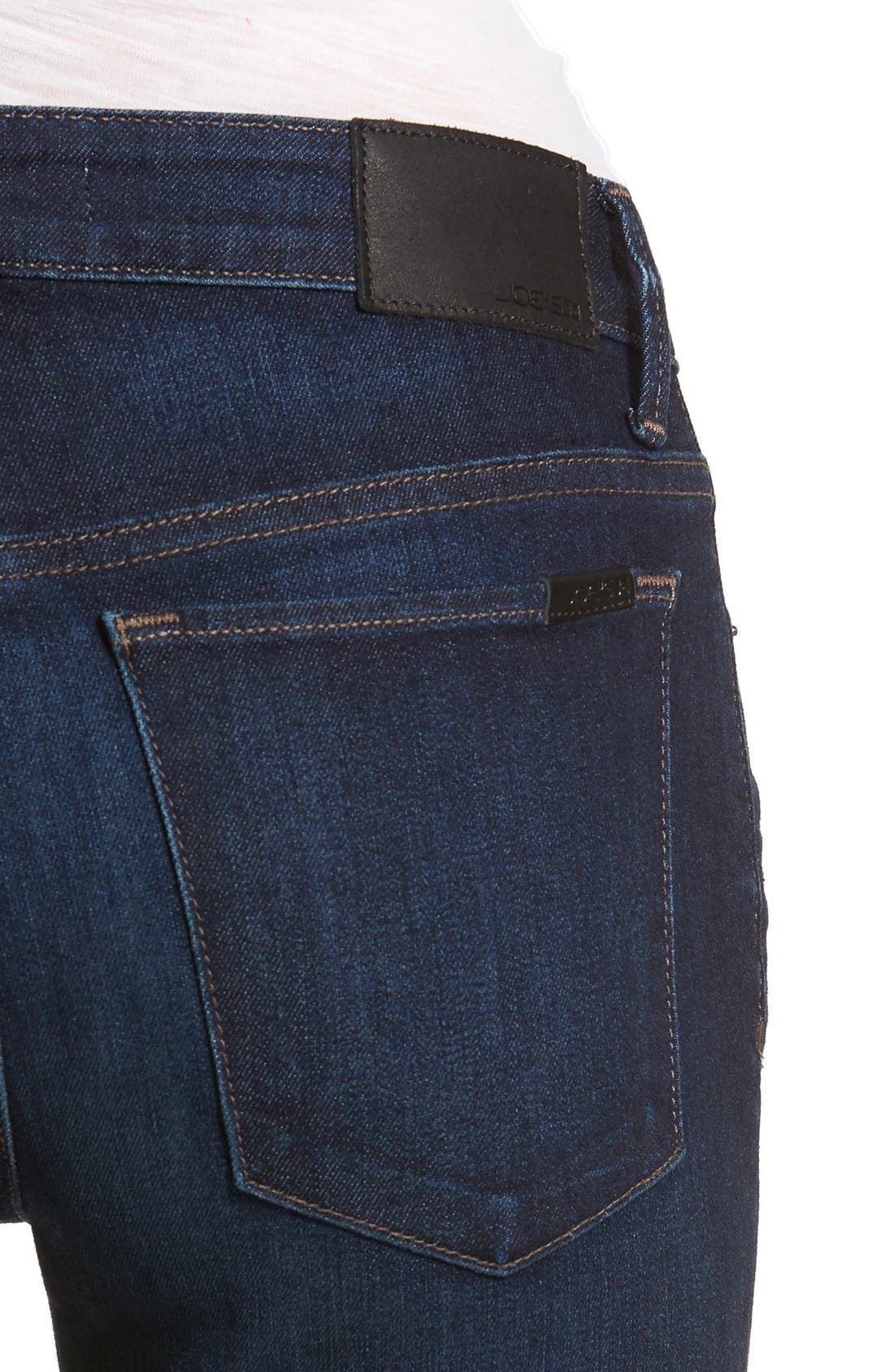 Alternate Image 4  - Joe's Honey Curvy Bootcut Jeans (Loreyn)