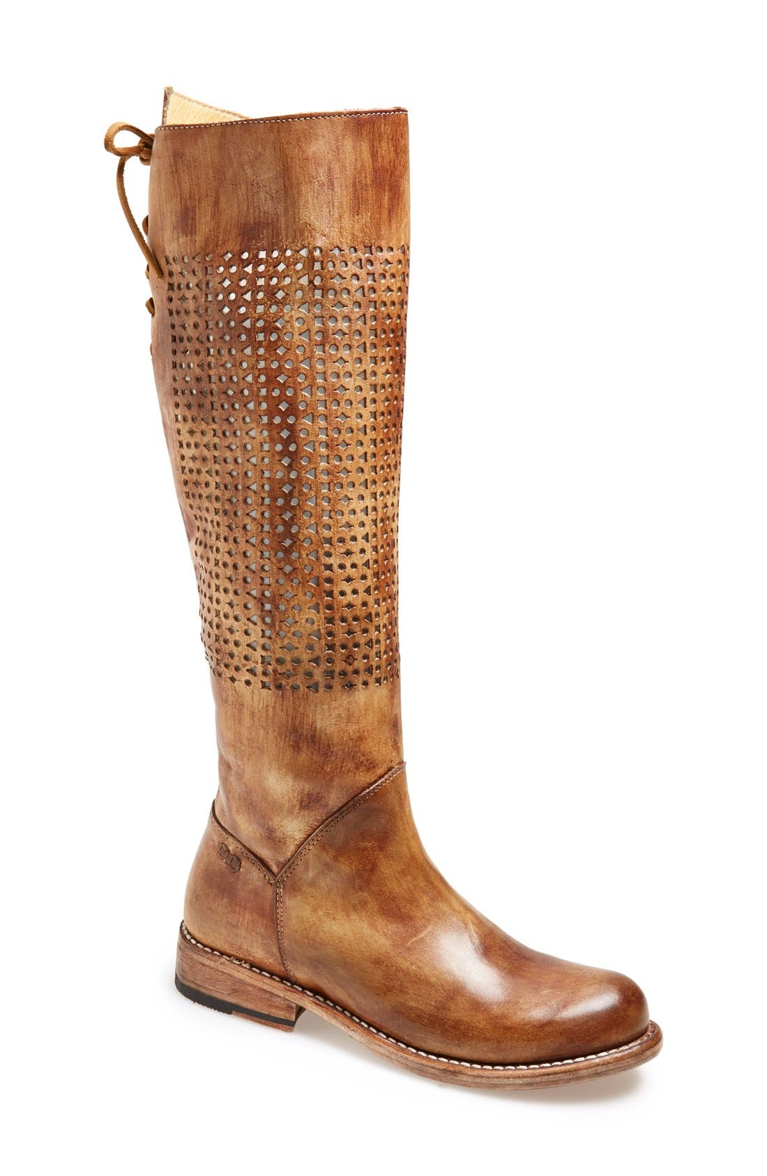 BED STU 'Cambridge' Knee High Leather Boot