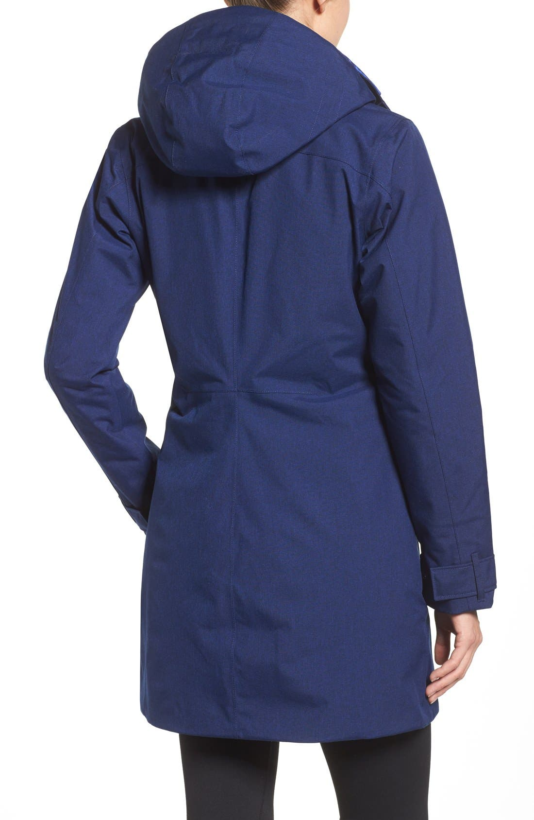 Alternate Image 2  - Patagonia 'Vosque' 3-in-1 Parka (Online Only)