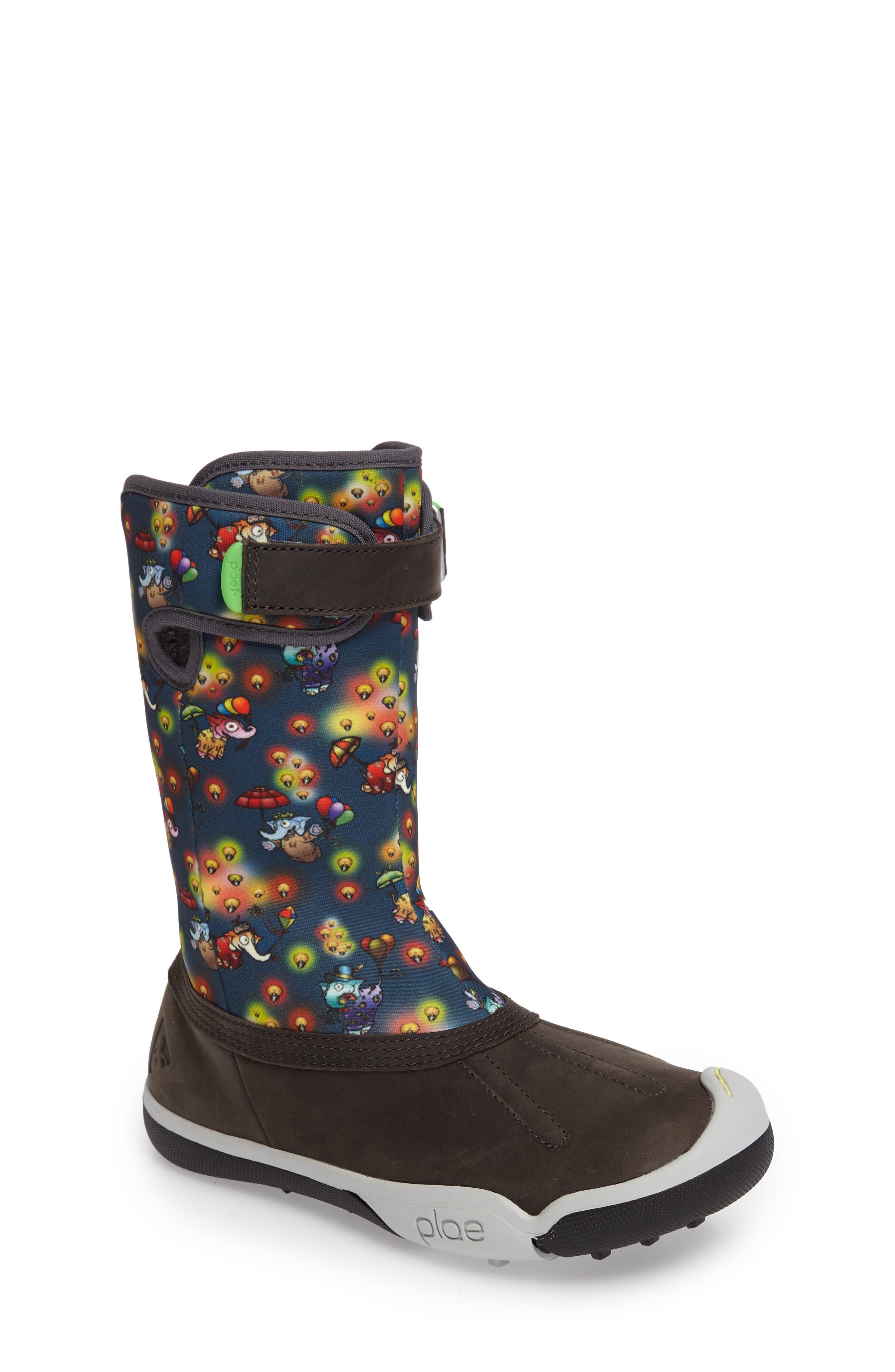 PLAE Thandi Customizable Rain Boot (Toddler, Little Kid & Big Kid)