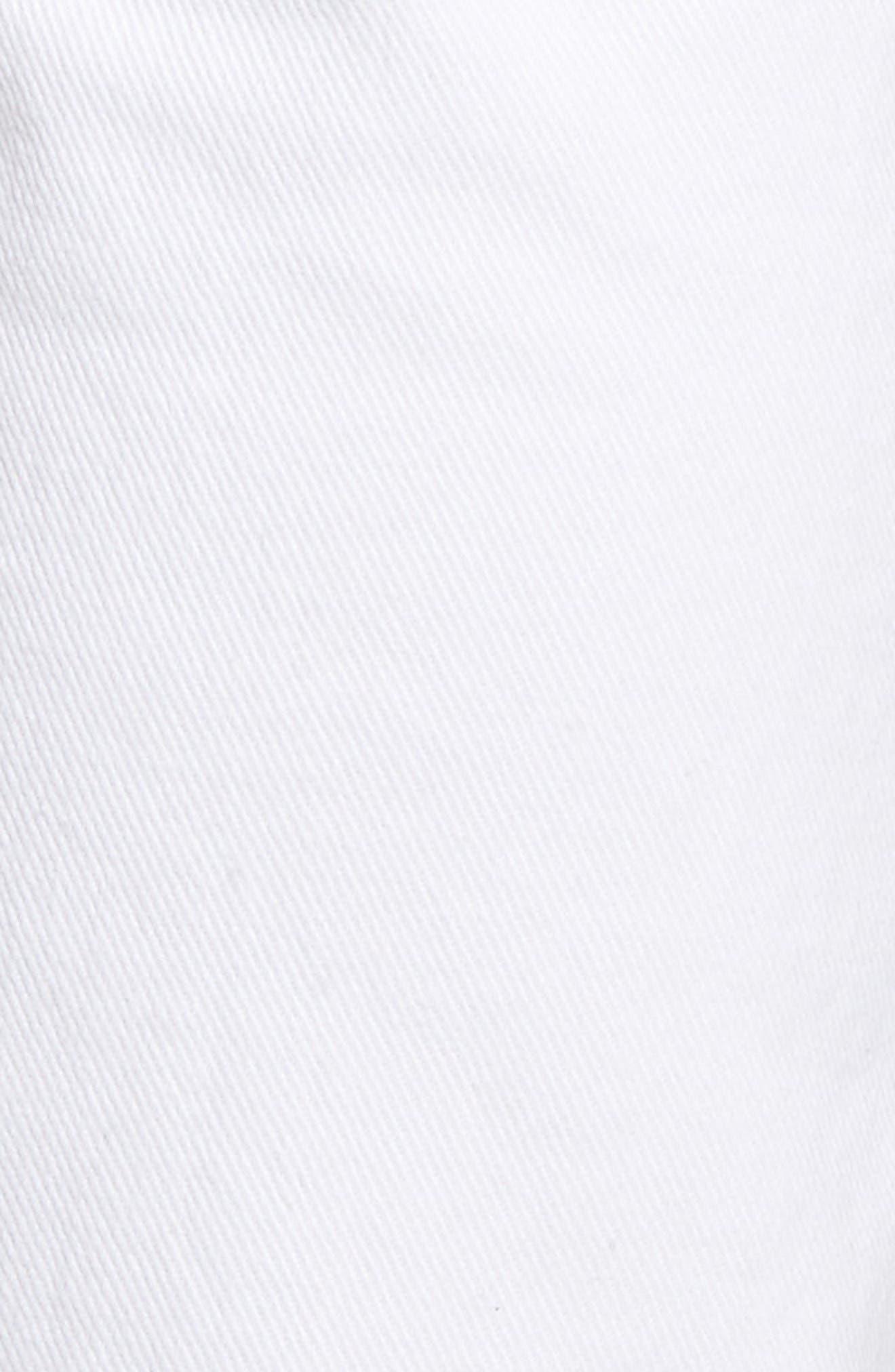 Alternate Image 5  - Levi's® 510® Skinny Fit Jeans (White Bull Denim)