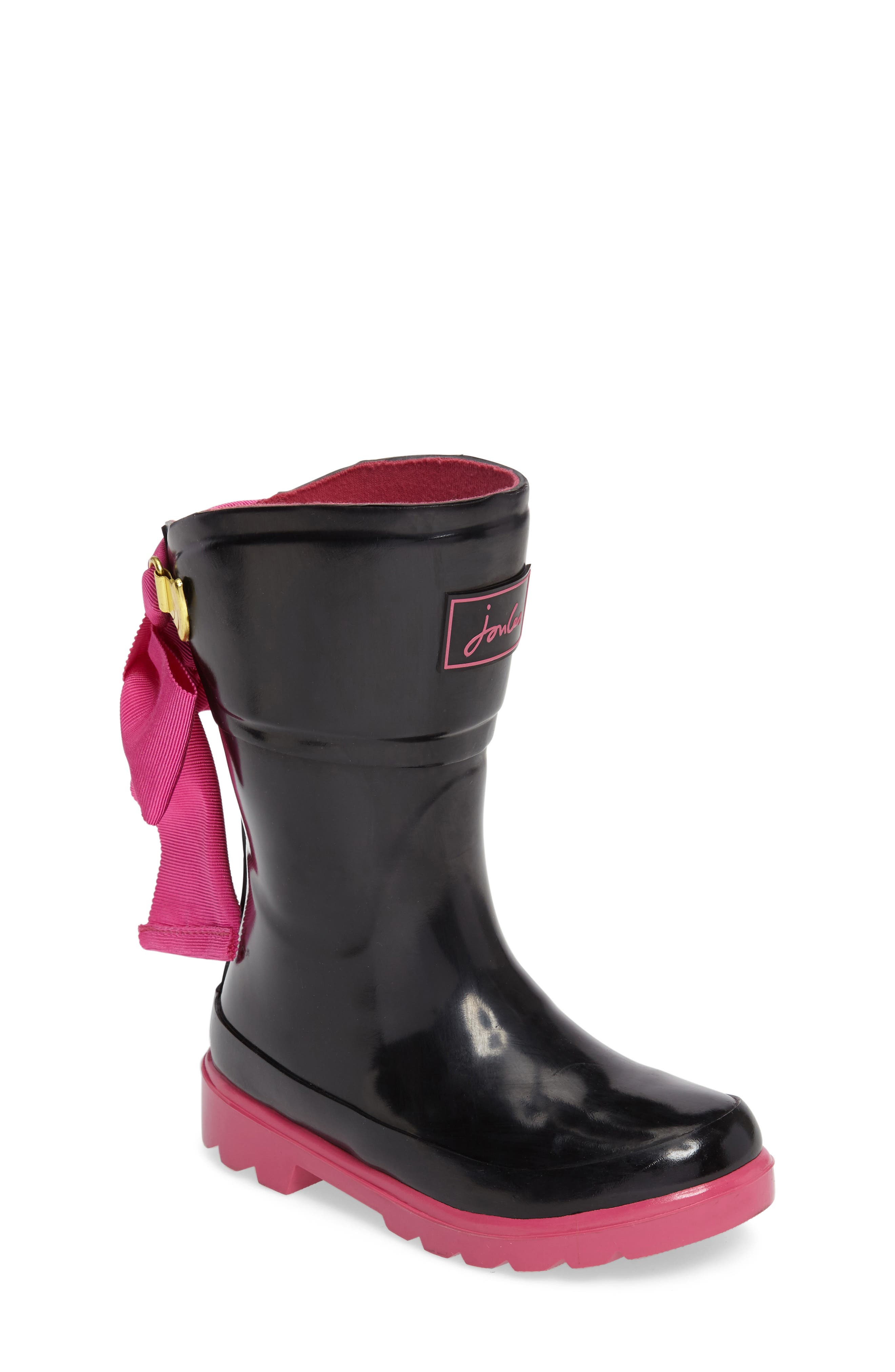 Joules Evedon Rain Boot (Walker, Toddler, Little Kid & Big Kid)