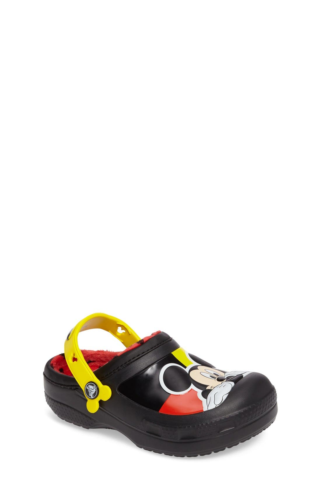 CROCS™ Disney® - Mickey Mouse Lined Clog