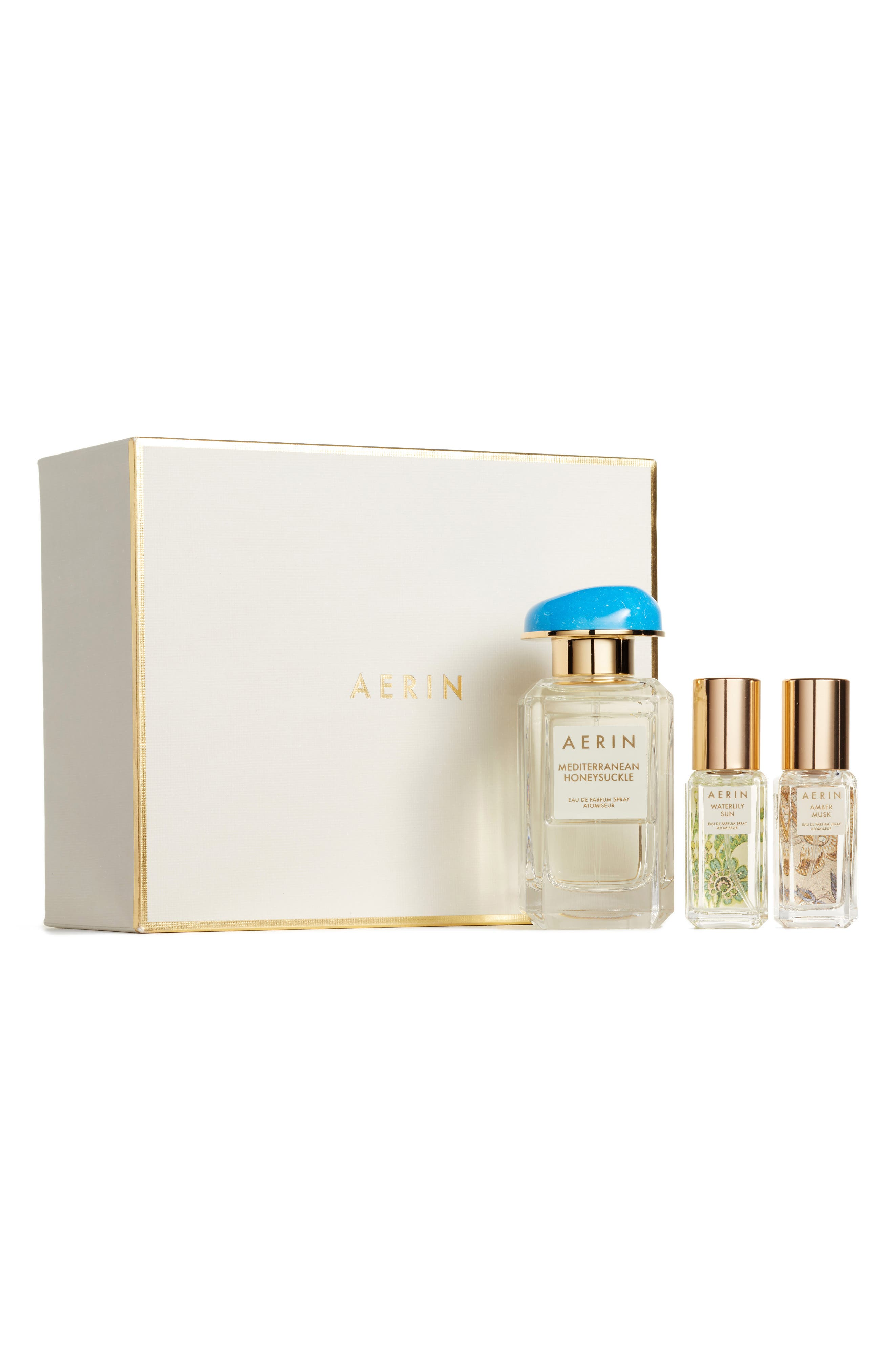 AERIN Beauty Mediterranean Honeysuckle Fragrance Set (Limited Edition) (Nordstrom Exclusive) ($155 Value)