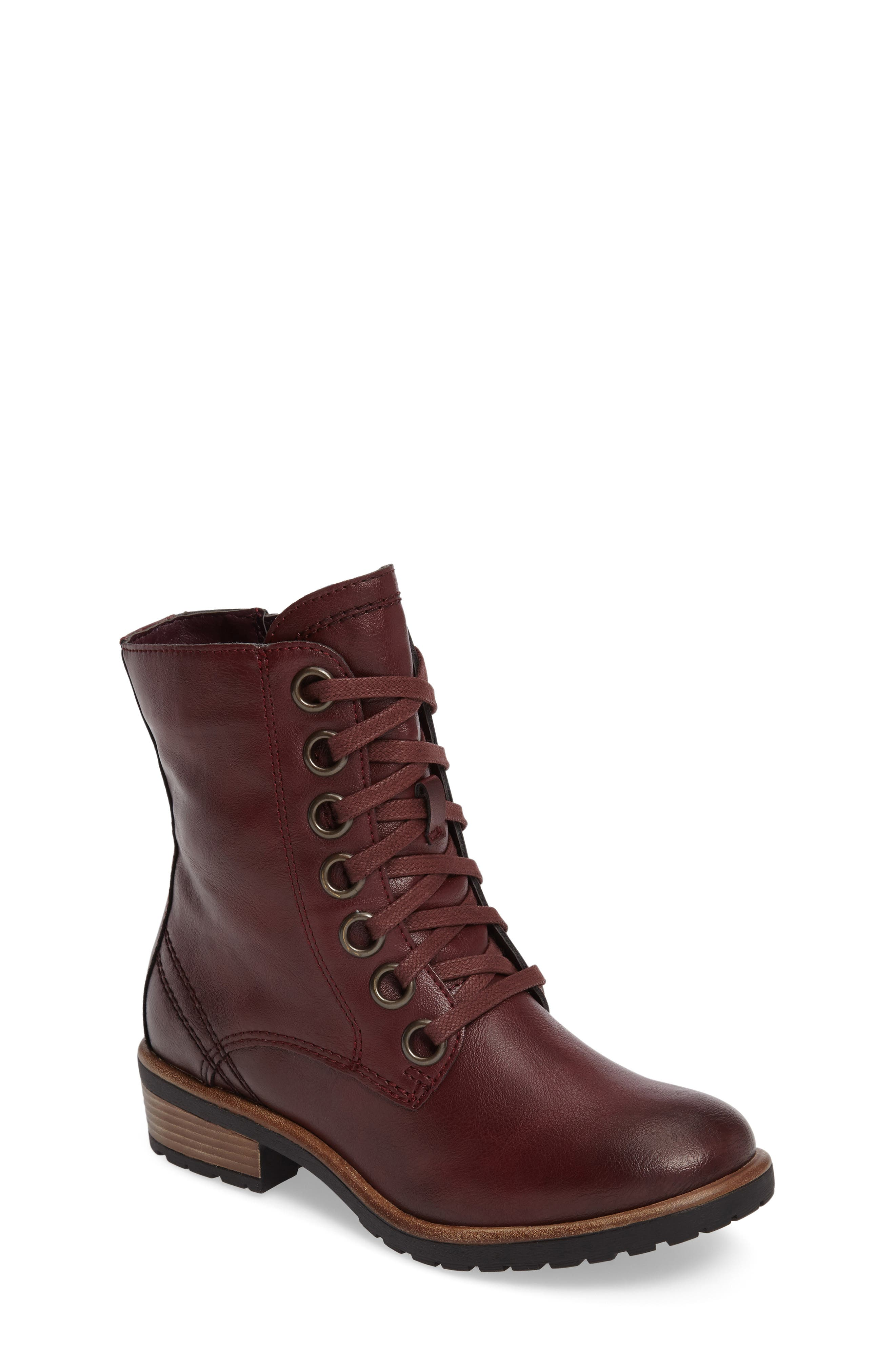 Alternate Image 1 Selected - Tucker + Tate 'Amsterdam' Lace Up Boot (Toddler, Little Kid & Big Kid)
