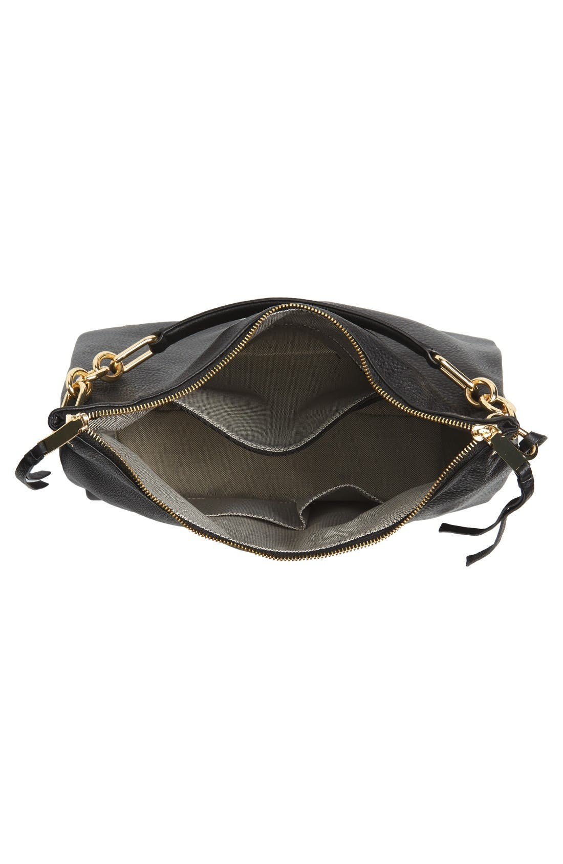 Alternate Image 3  - Vince Camuto Avin Leather Hobo