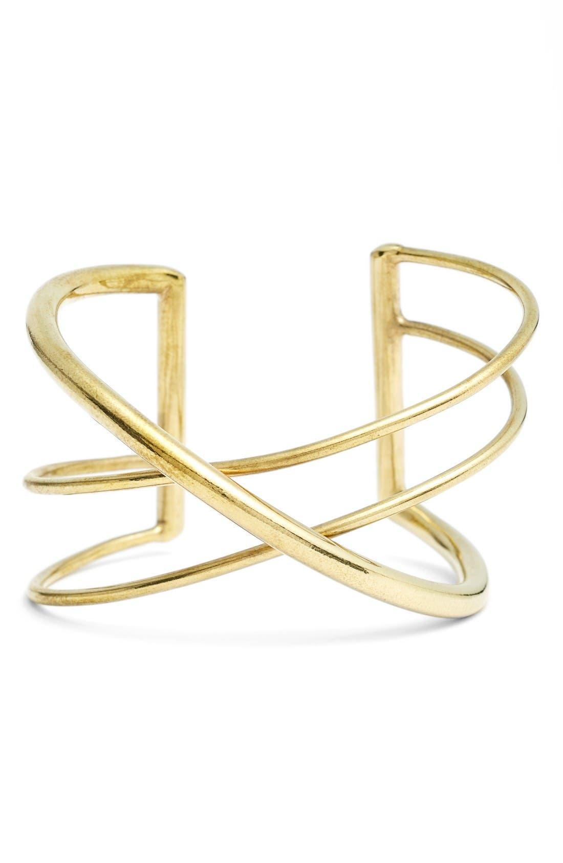 Alternate Image 1 Selected - Soko Double Cross Cuff