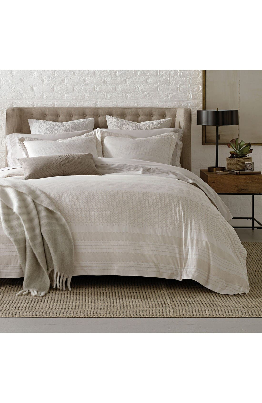 DwellStudio Minka Stripe Bedding Collection