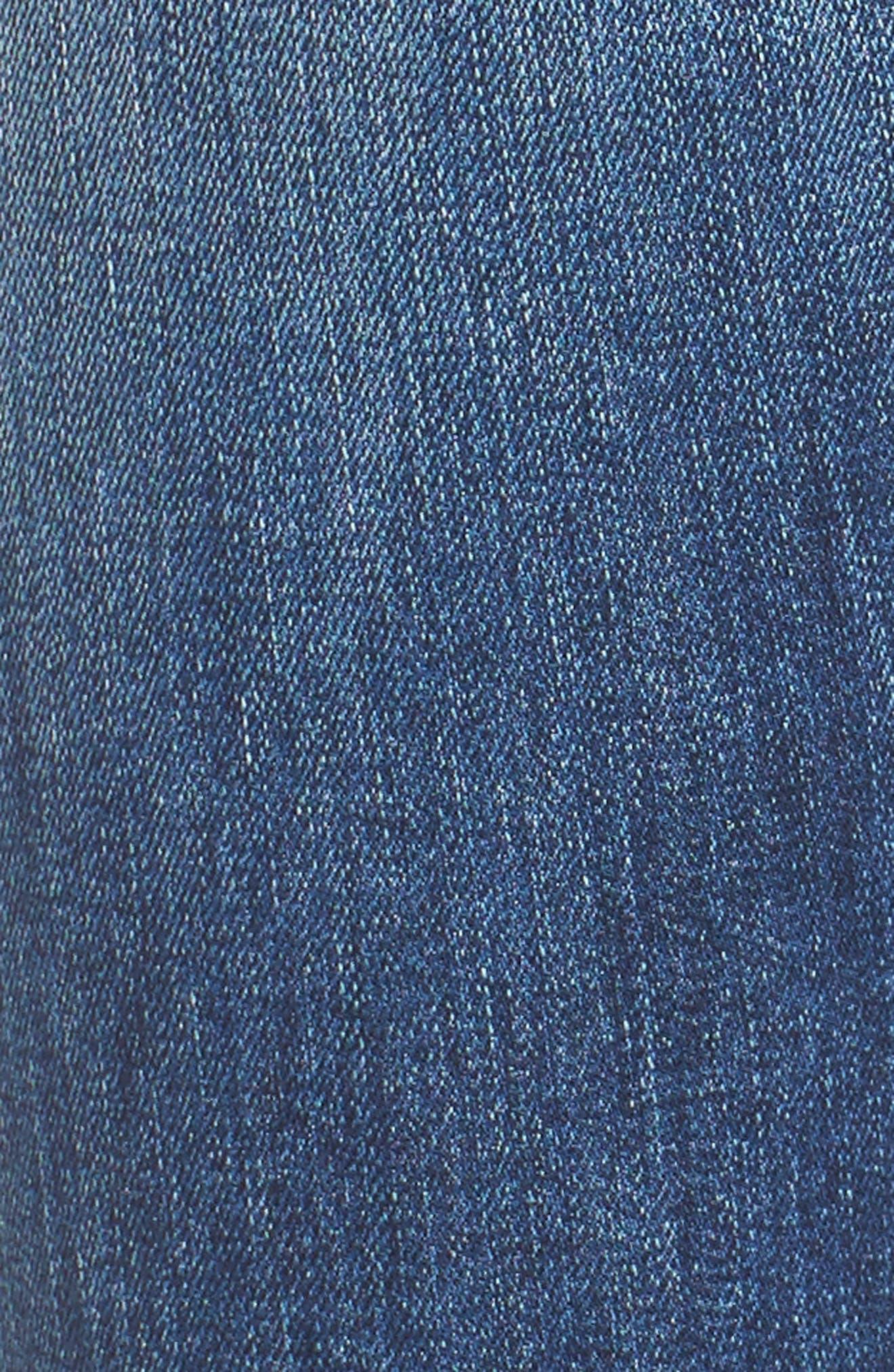 Alternate Image 5  - Hudson Jeans Harper High Waist Crop Flare Jeans (Lifeline)
