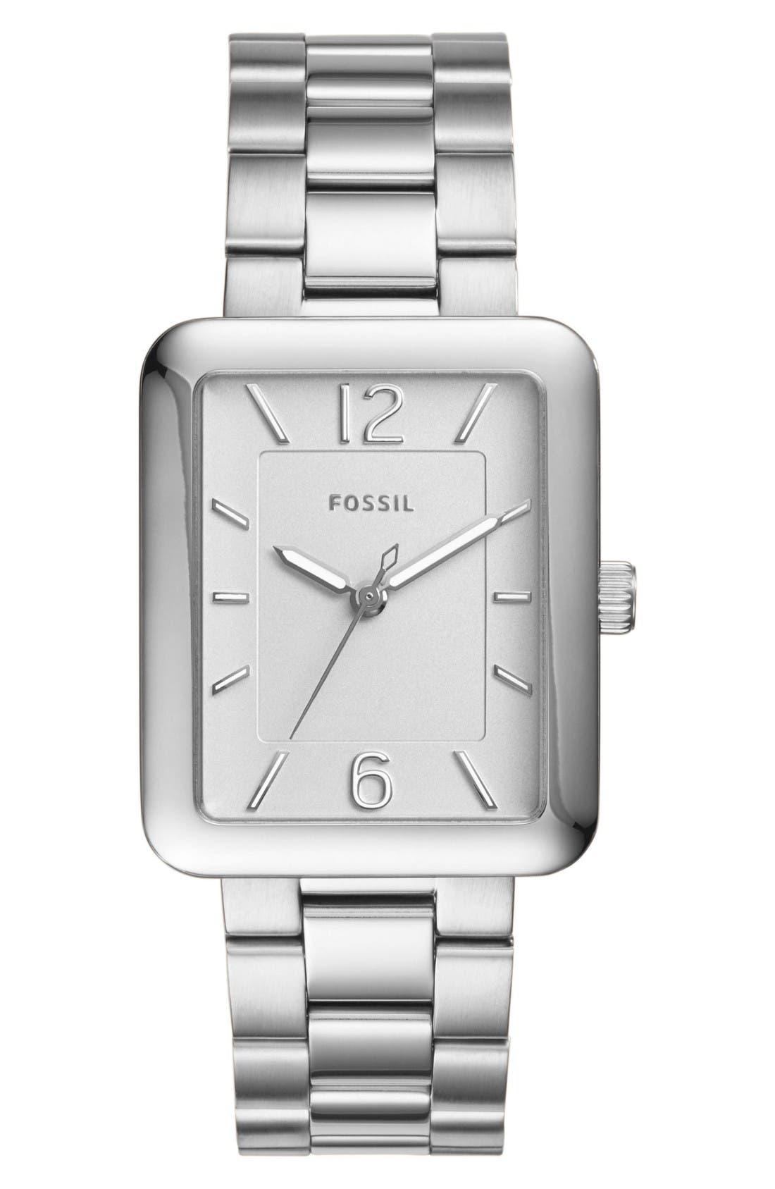 Fossil Atwater Bracelet Watch, 28mm