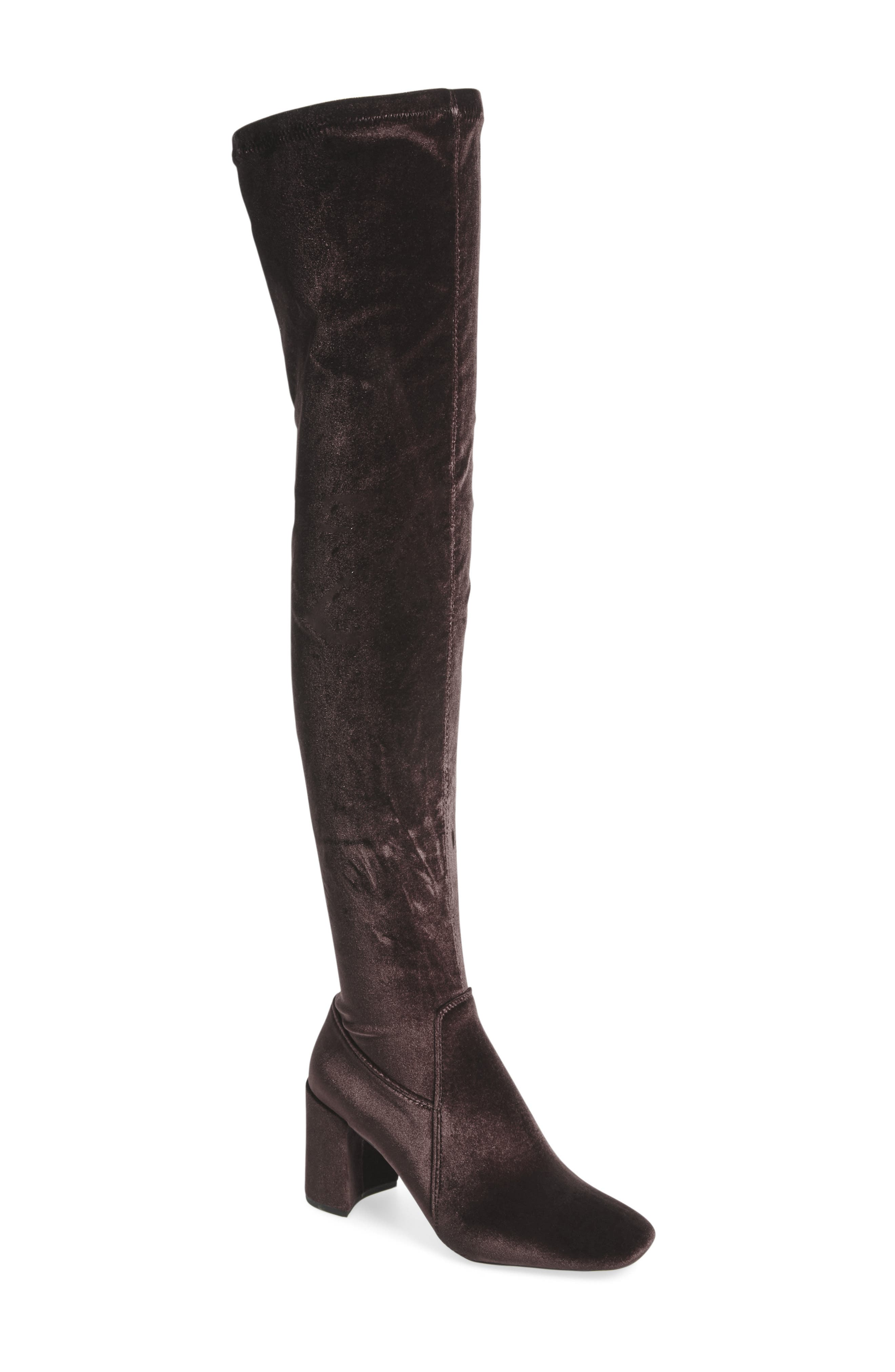 Jeffrey Campbell 'Cienega' Over the Knee Boot (Women)