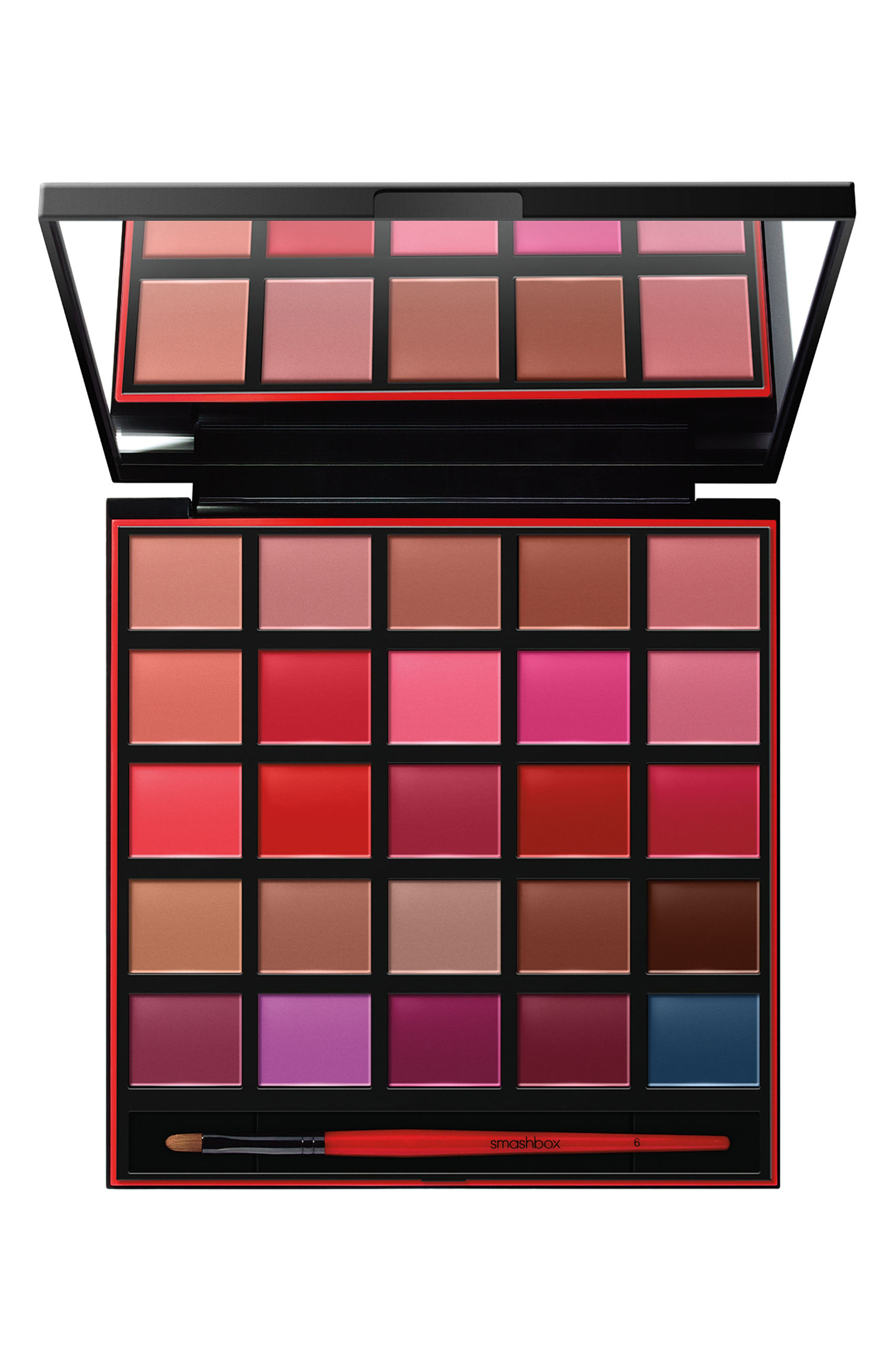 Smashbox Be Legendary Lipstick Palette ($184 Value)
