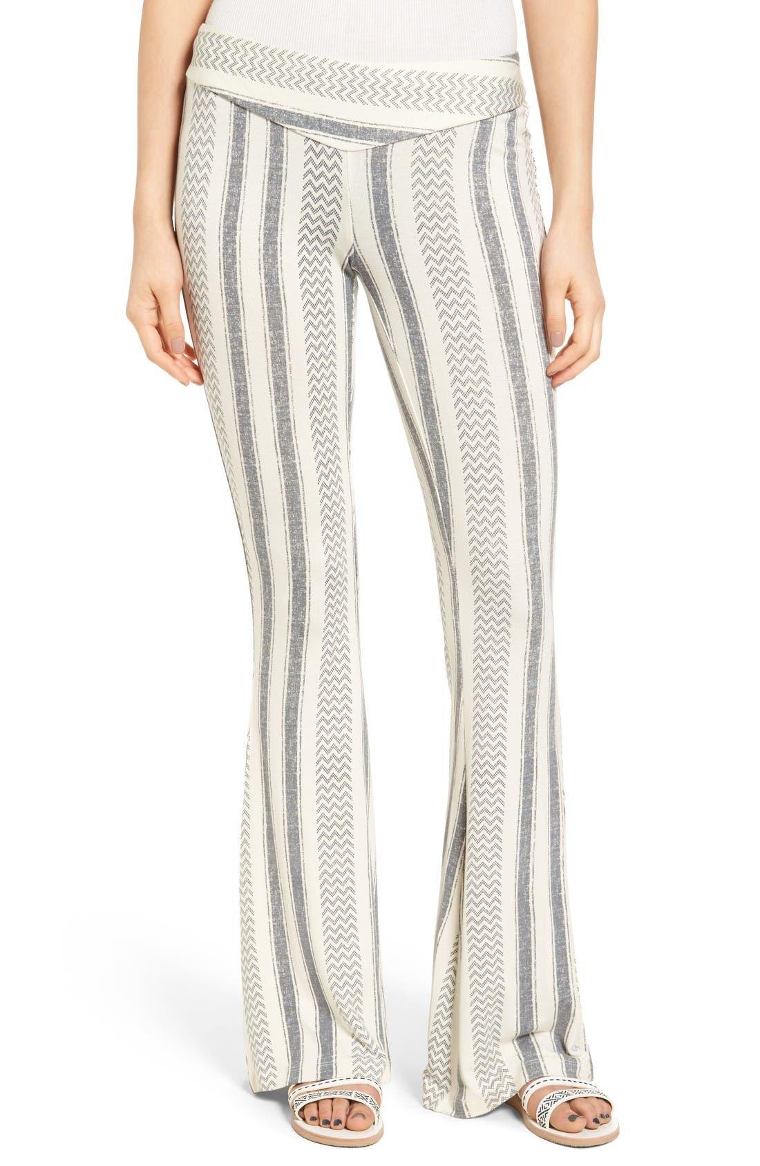Alternate Image 1 Selected - Rip Curl Del Sol Flare Beach Pants