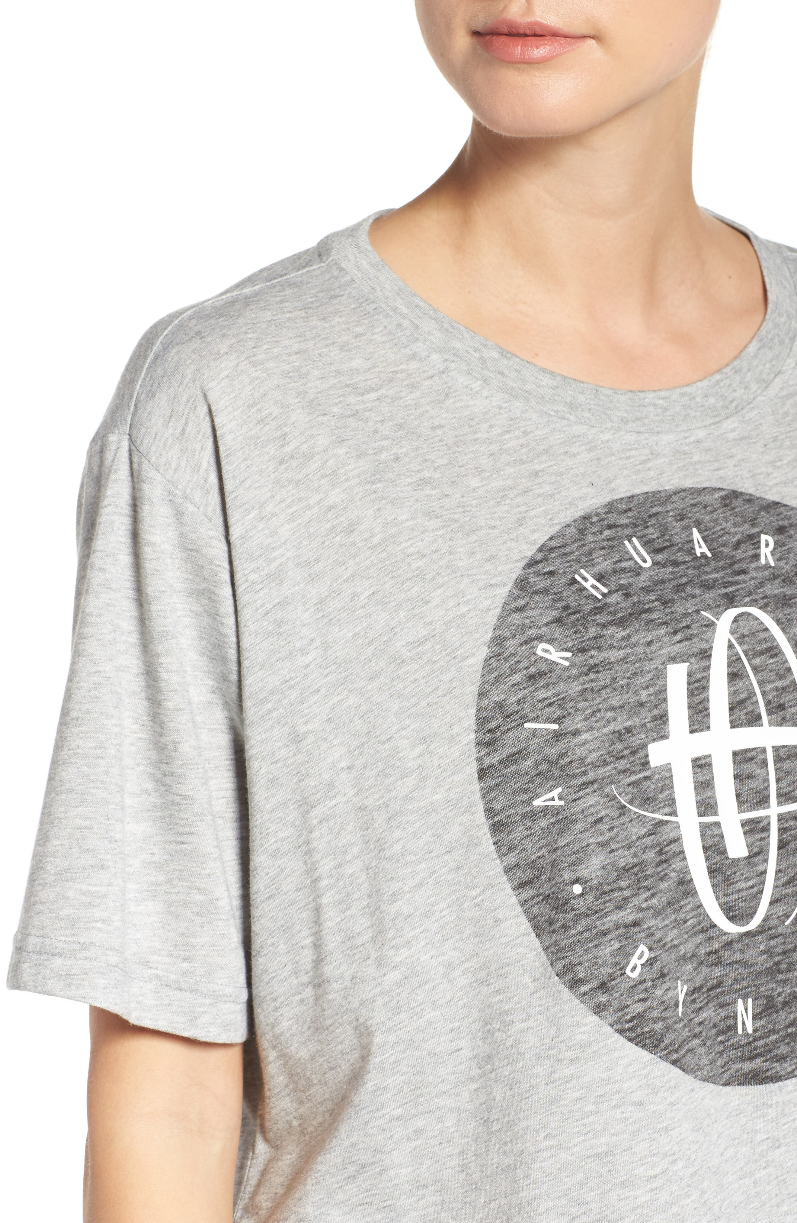 Alternate Image 4  - Nike Sportswear Huarache Graphic Tee