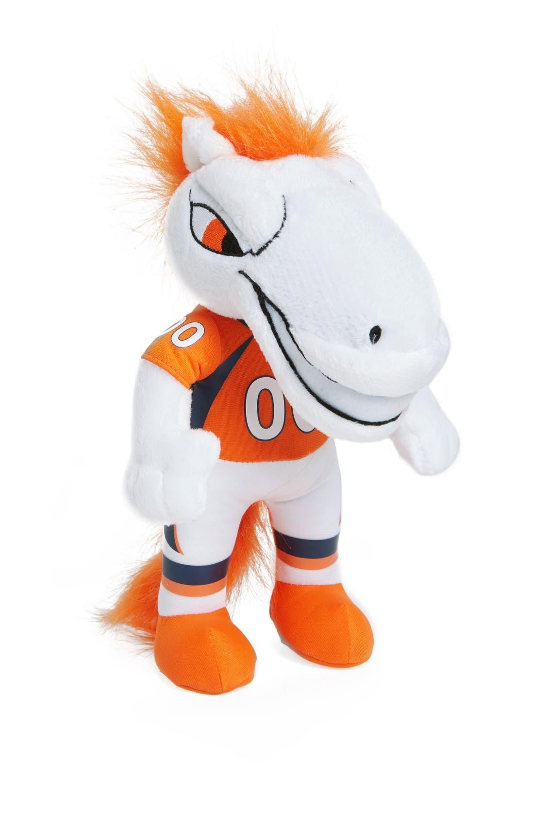 BLEACHER CREATURES NFL Broncos Miles Plush Toy