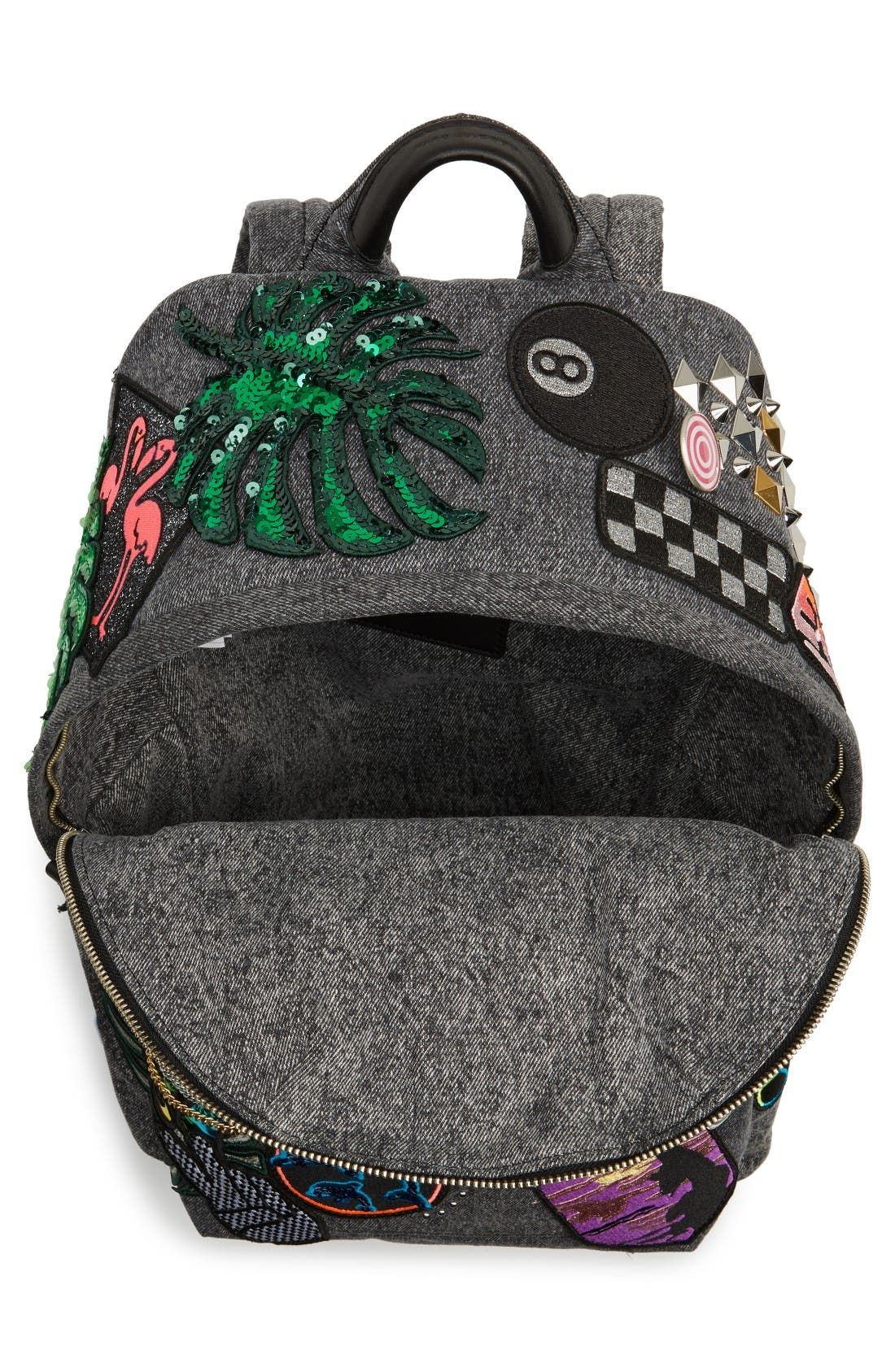 Alternate Image 3  - MARC JACOBS Paradise Biker Backpack